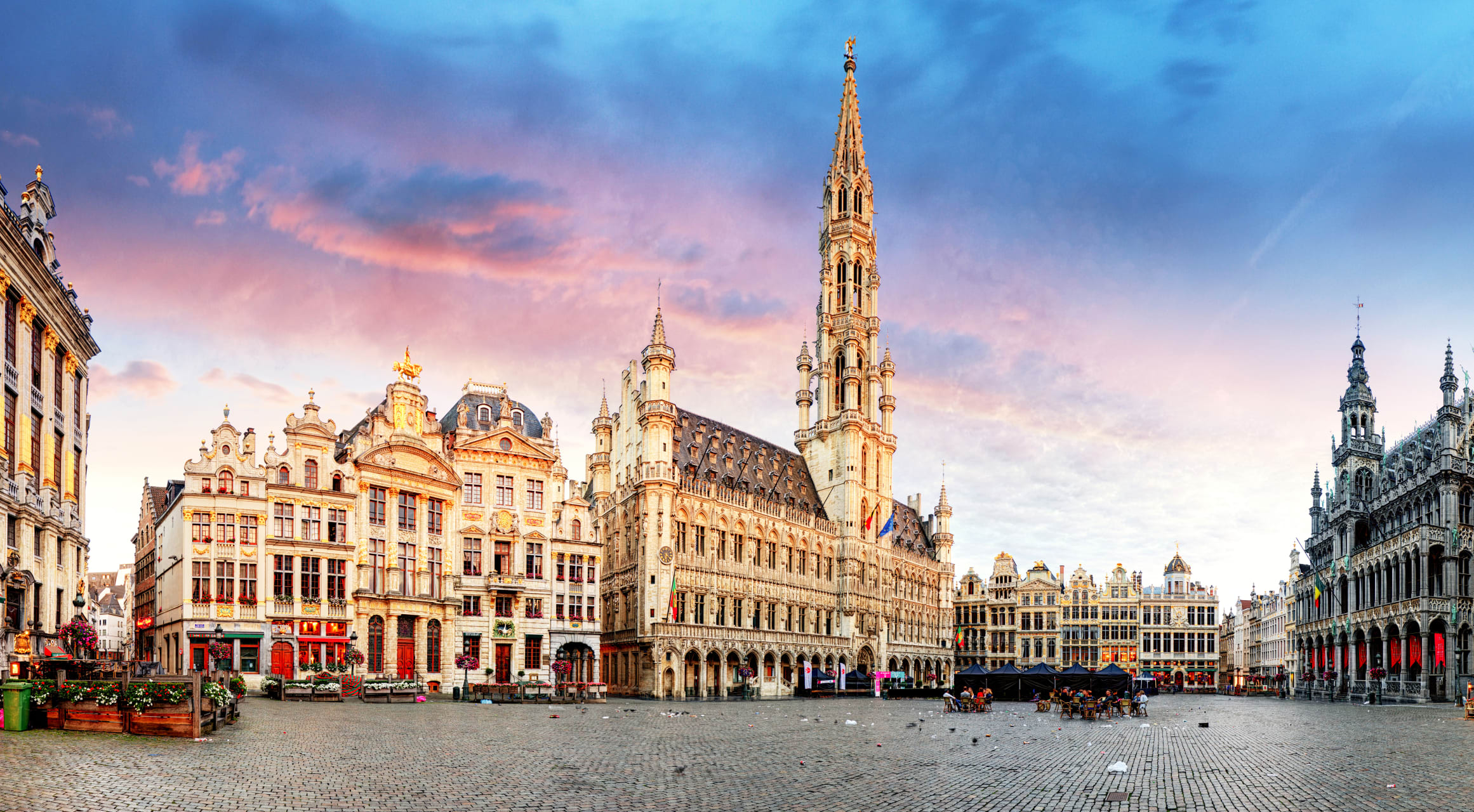 Brussels cover image