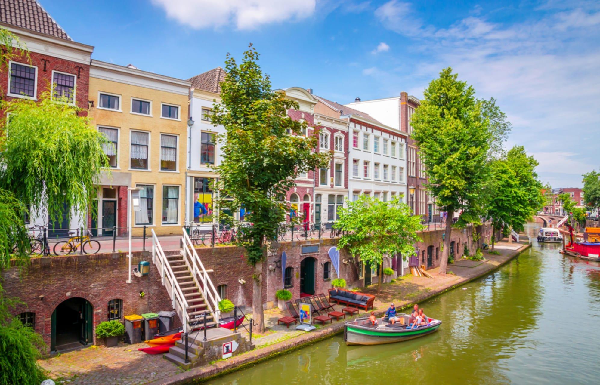 Utrecht cover image