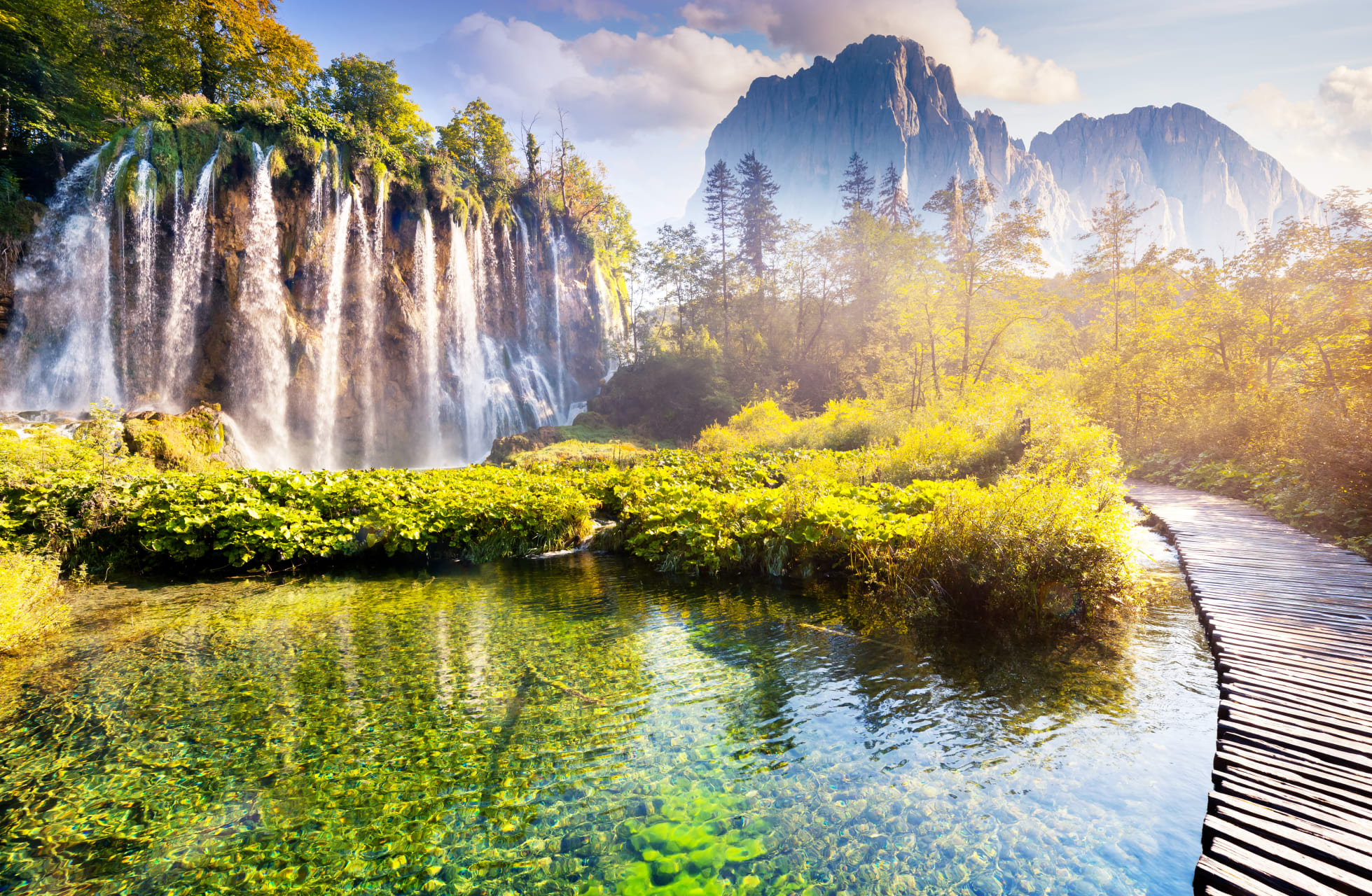 Plitvice Lakes National Park cover image