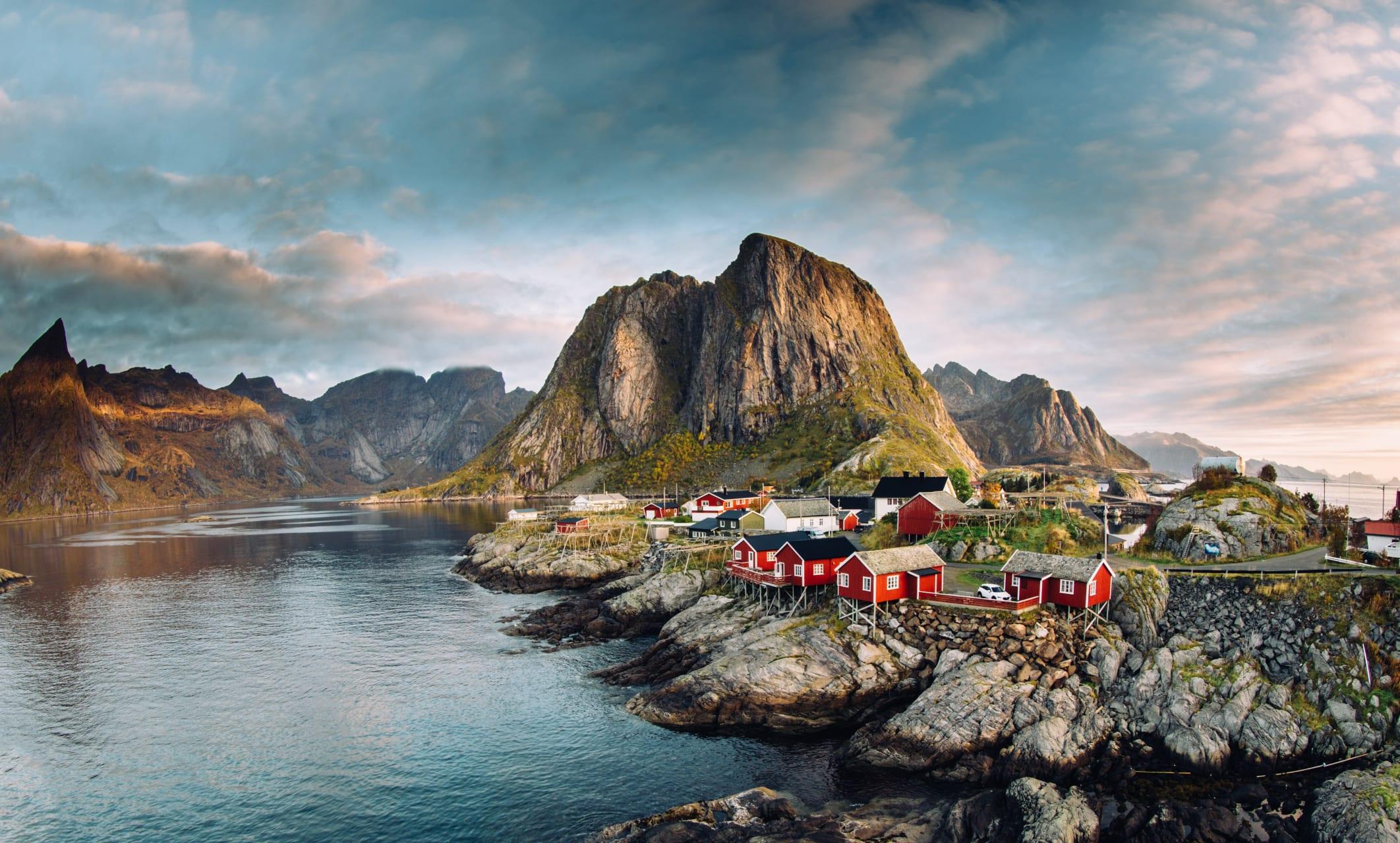 Lofoten Islands cover image