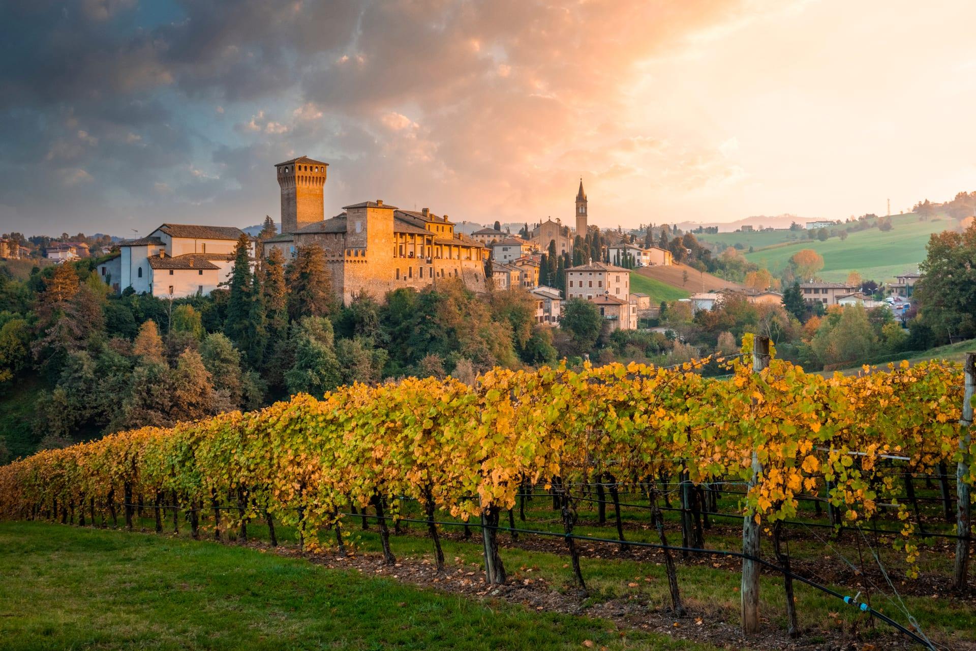 Emilia Romagna cover image