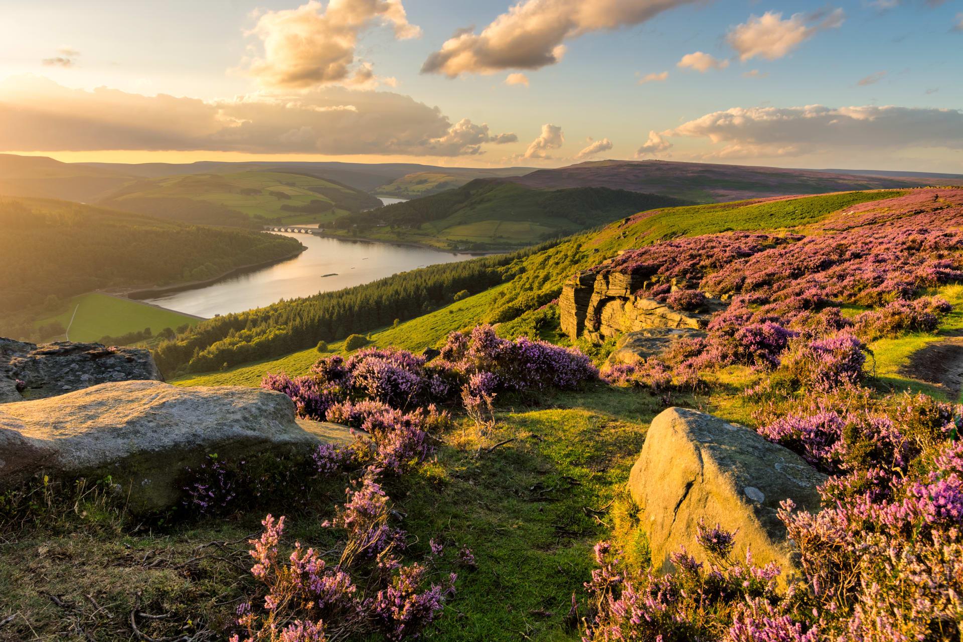 Peak District cover image