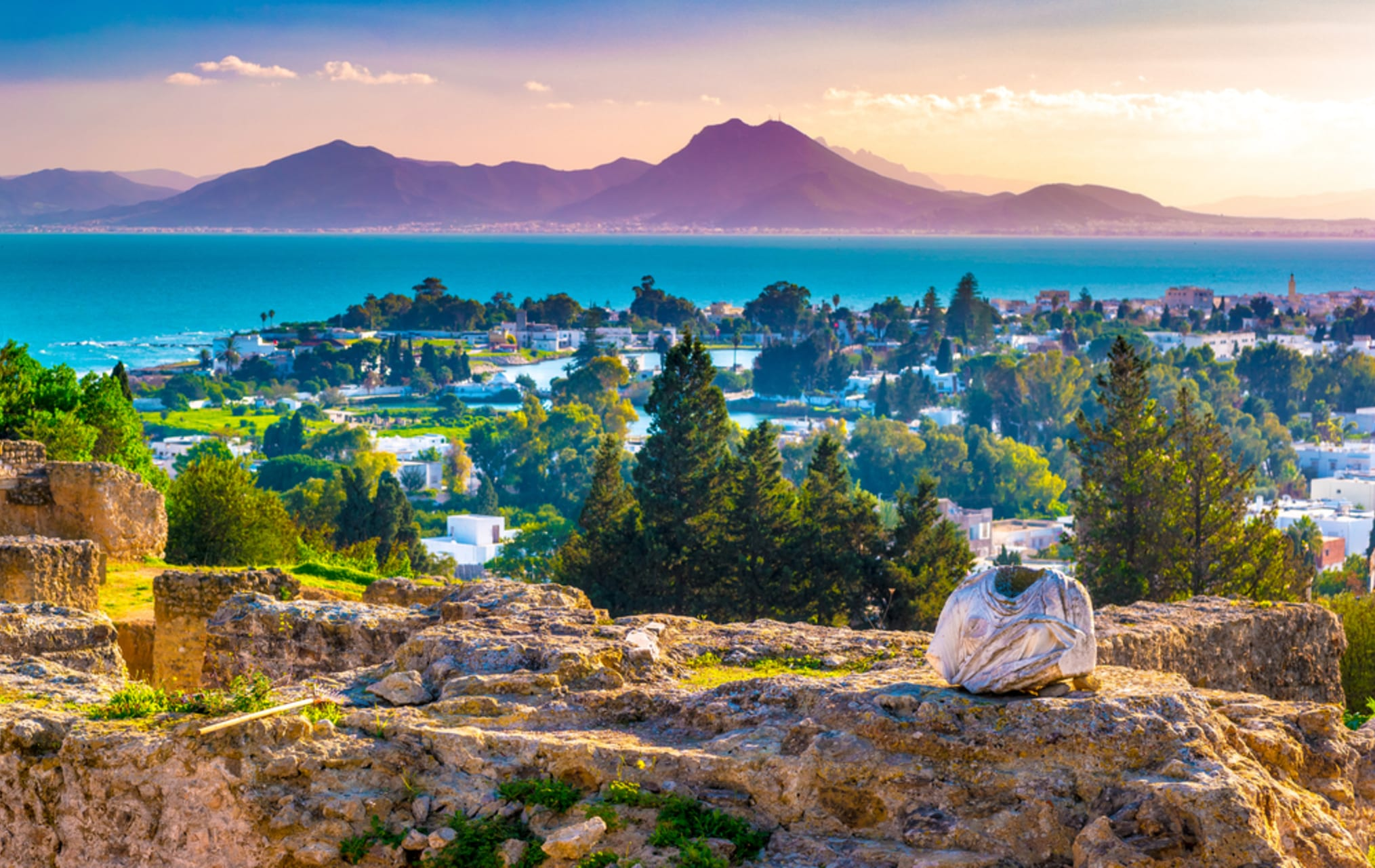 Tunis & Carthage