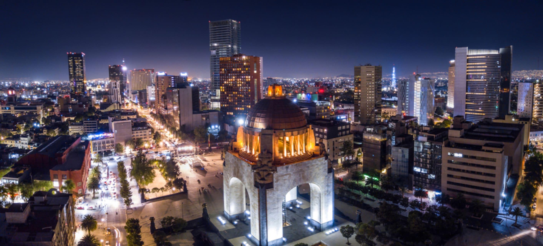 Mexico City cover image