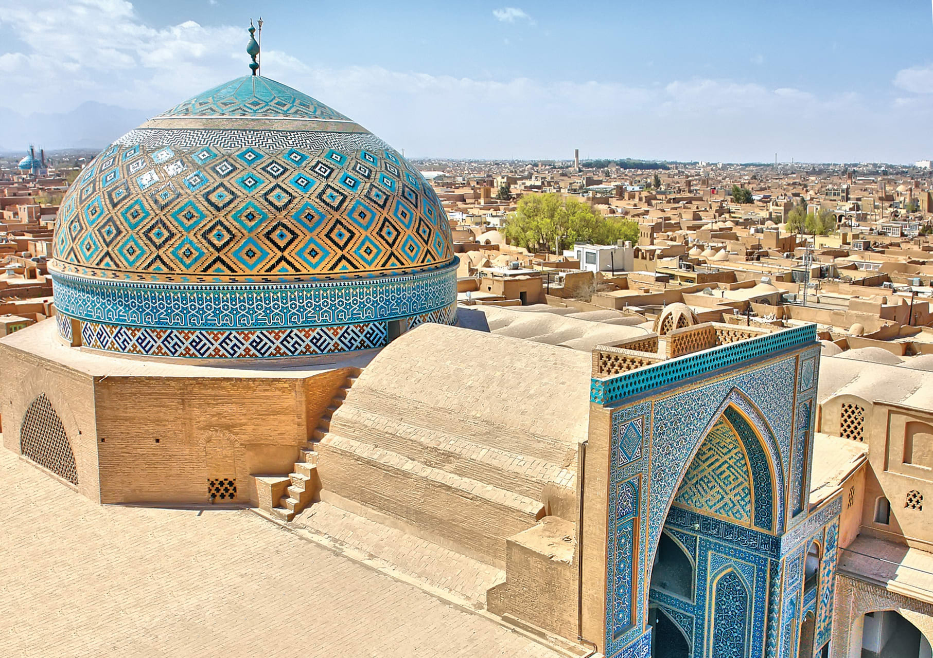 Yazd cover image