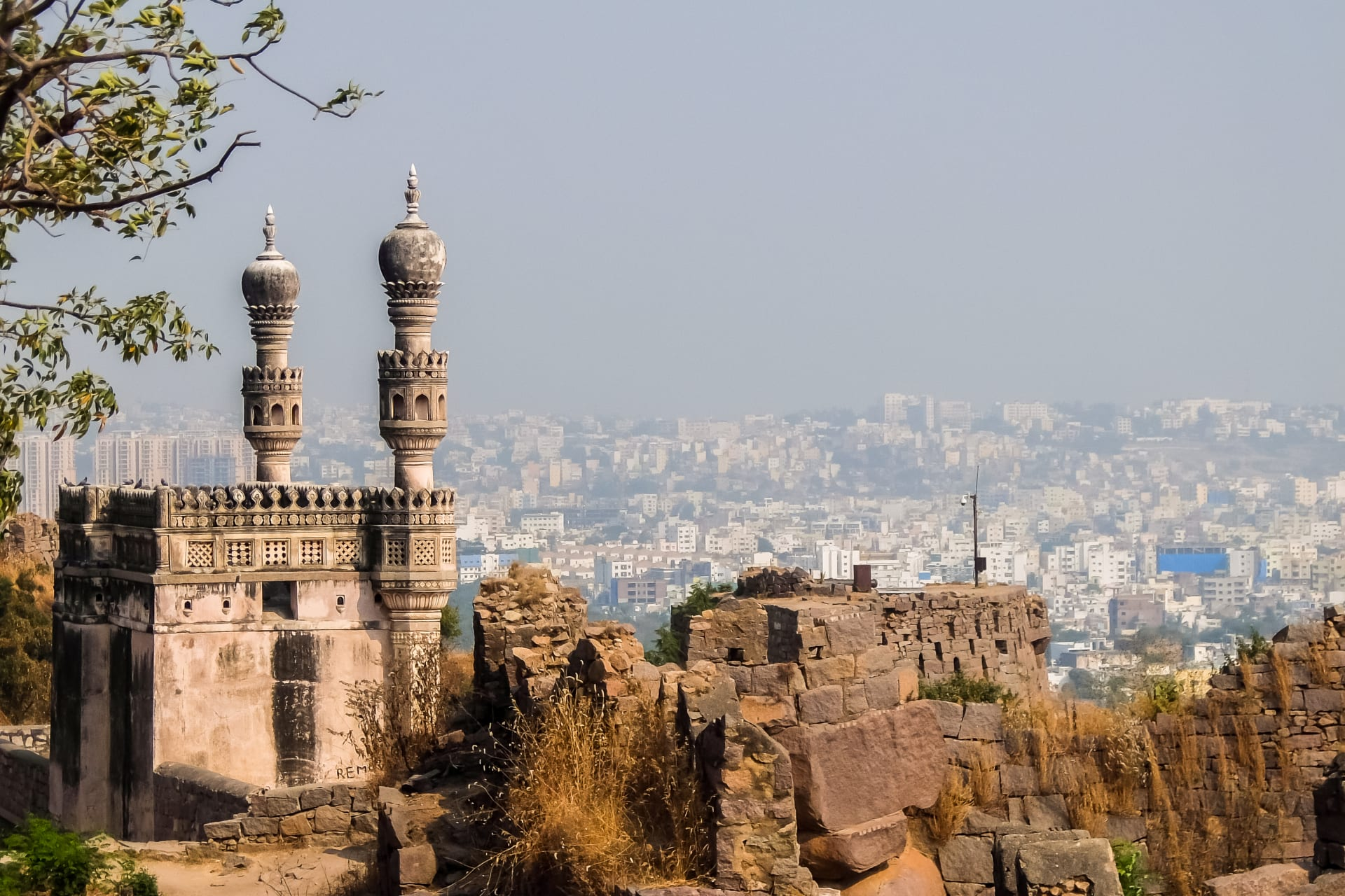 Hyderabad cover image