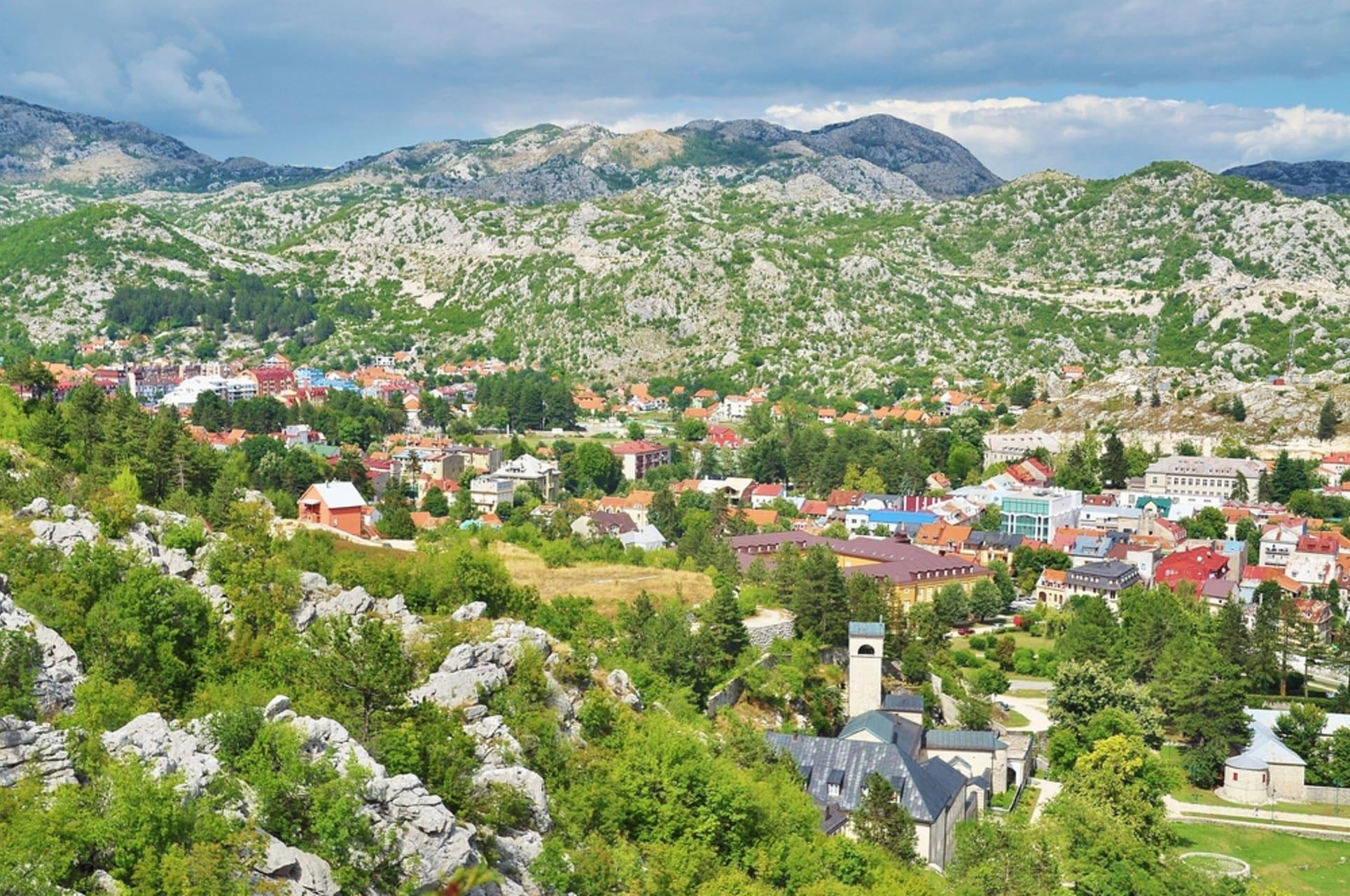 Cetinje cover image