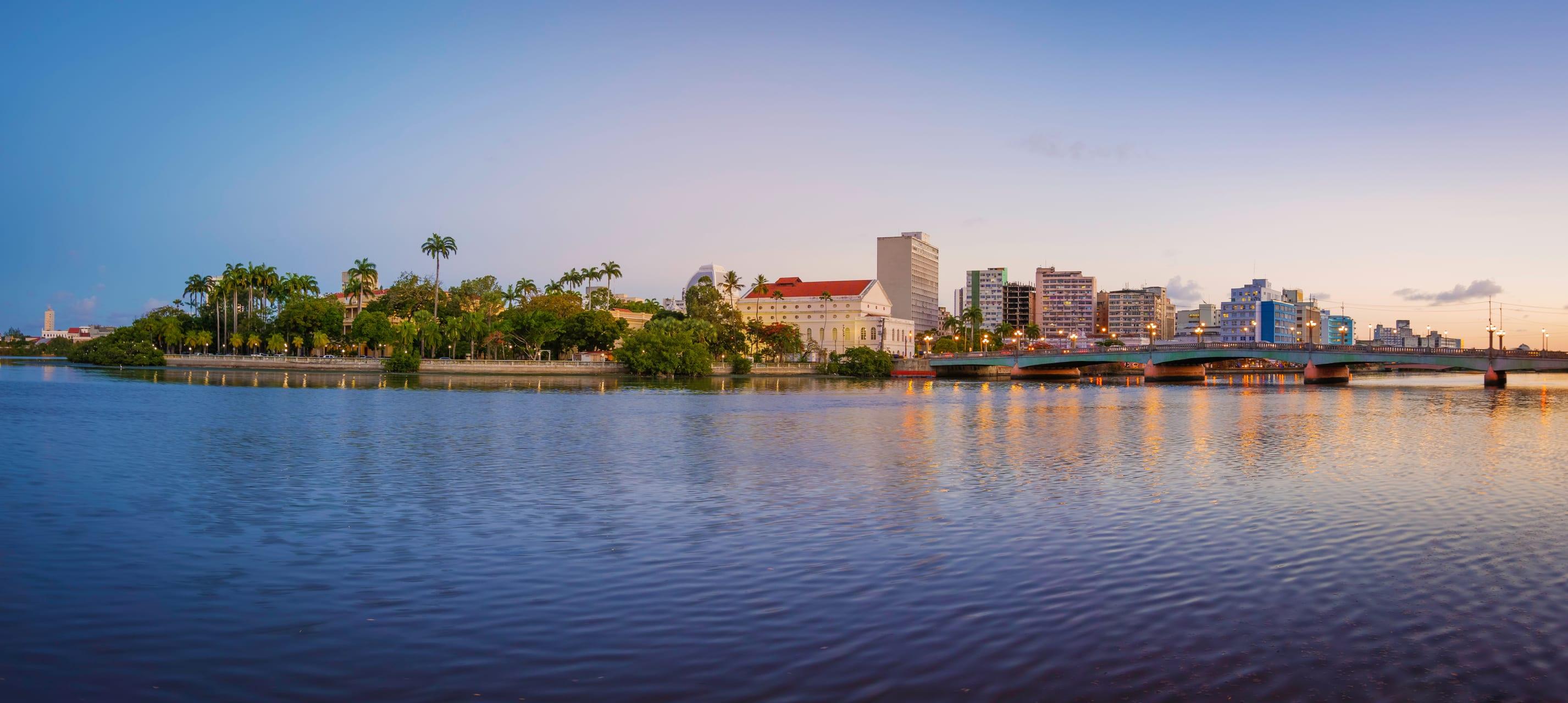 Recife cover image