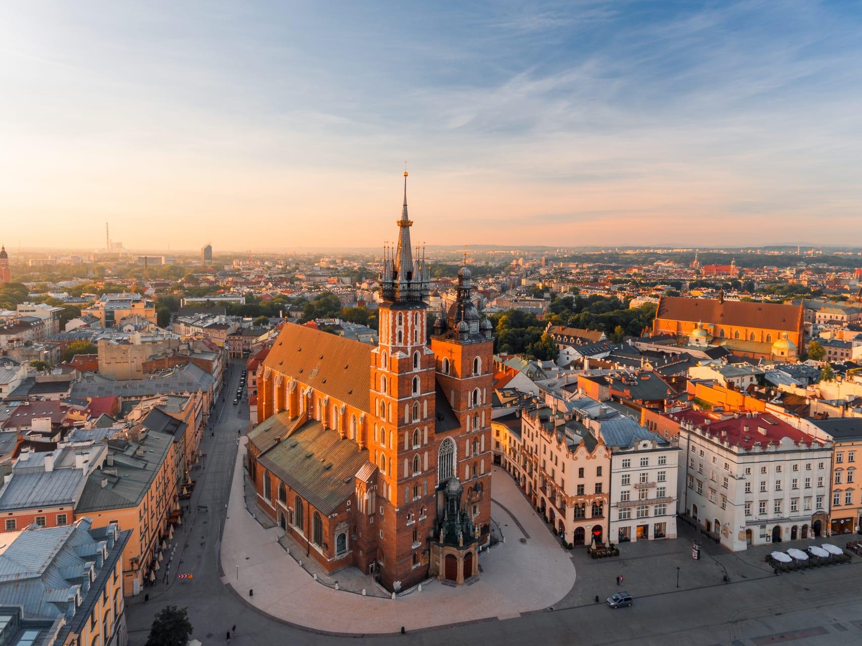 Krakow cover image