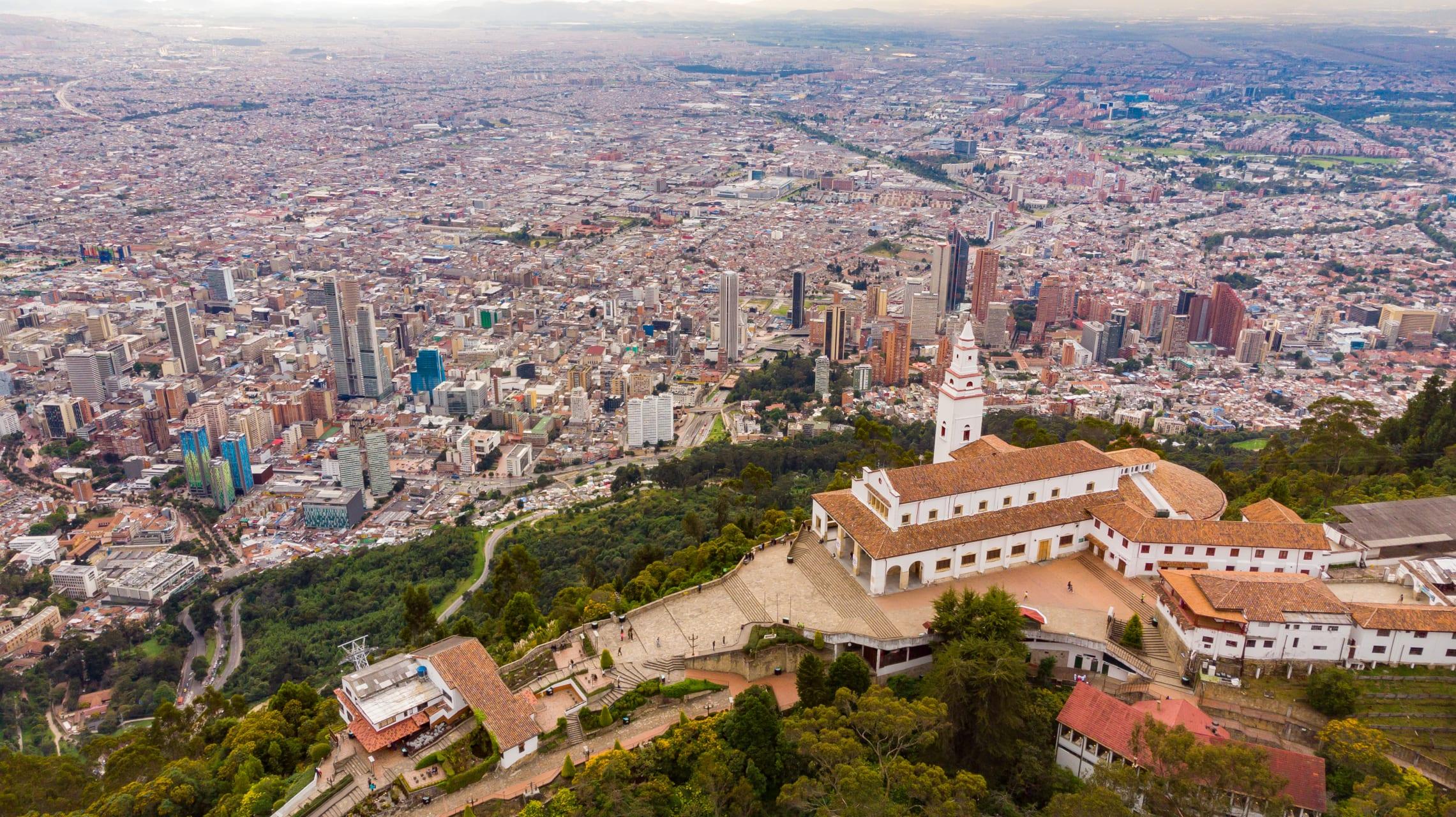 Bogota cover image