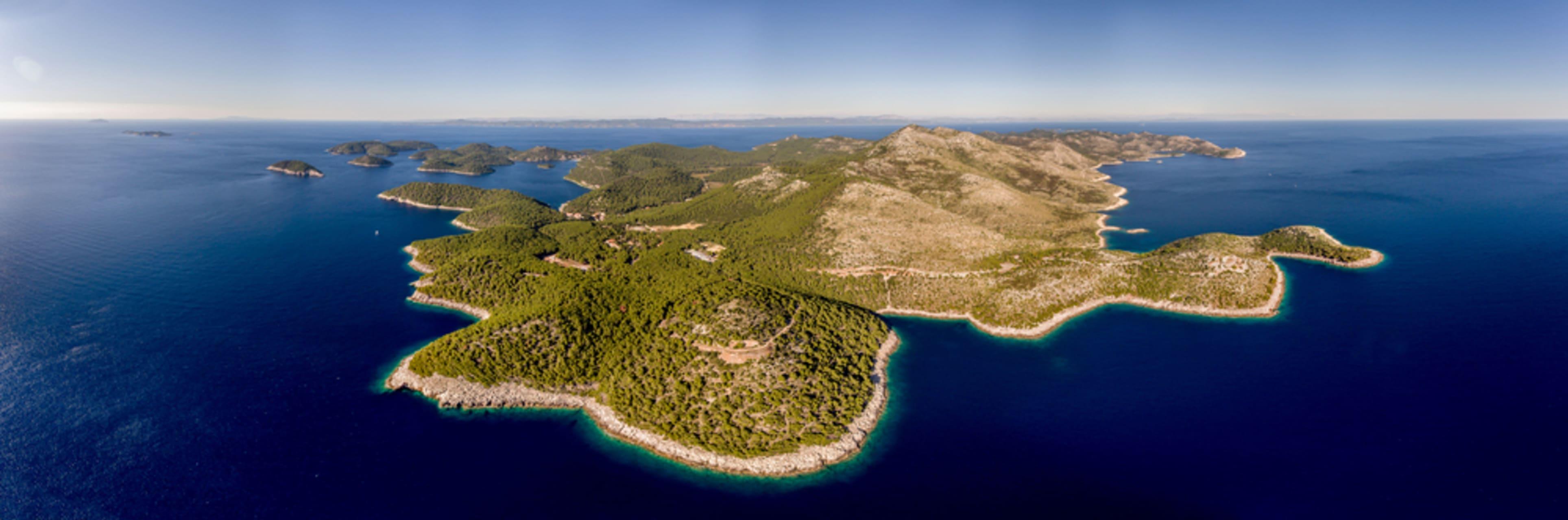 Lastovo Island cover image