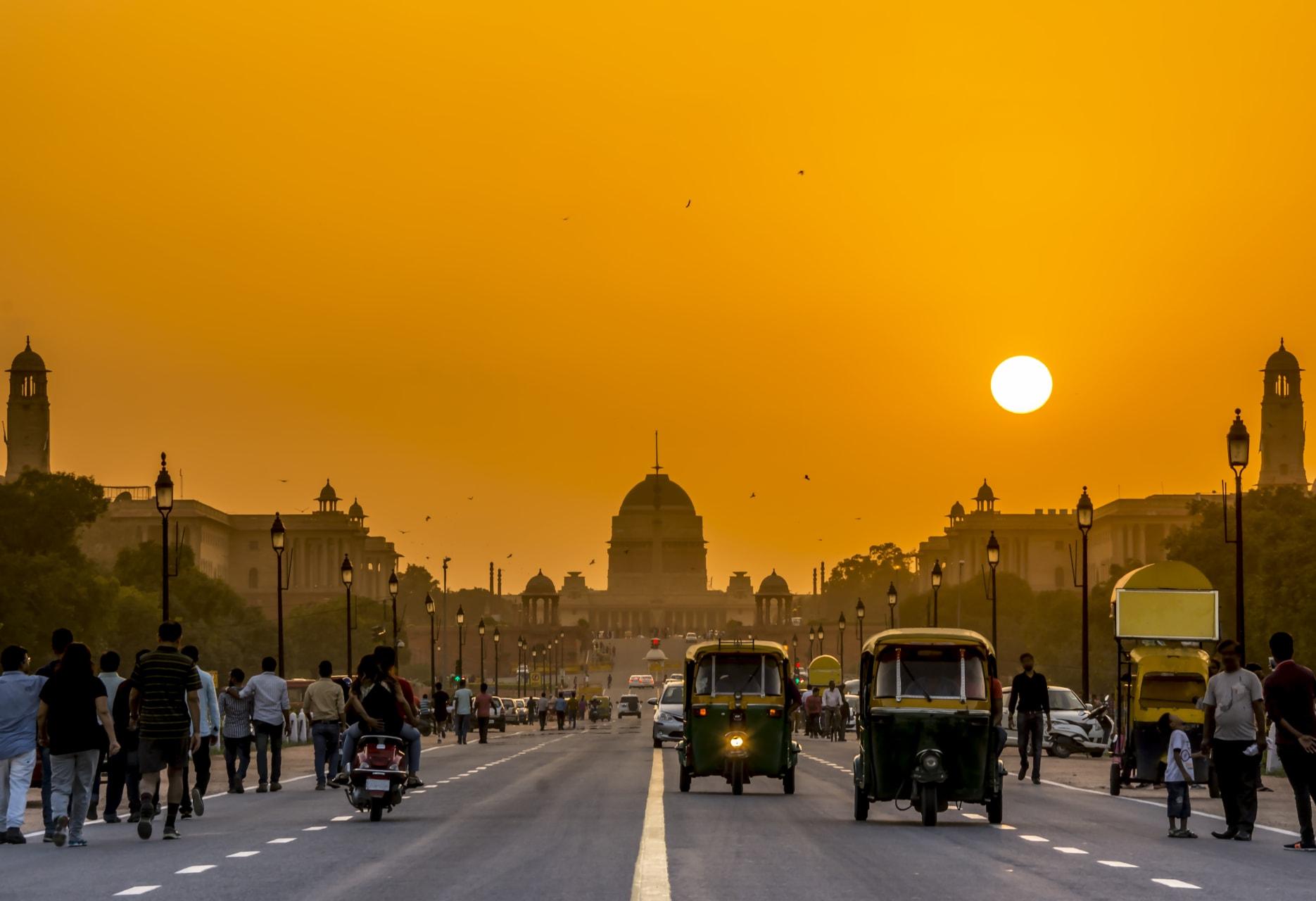 Delhi cover image