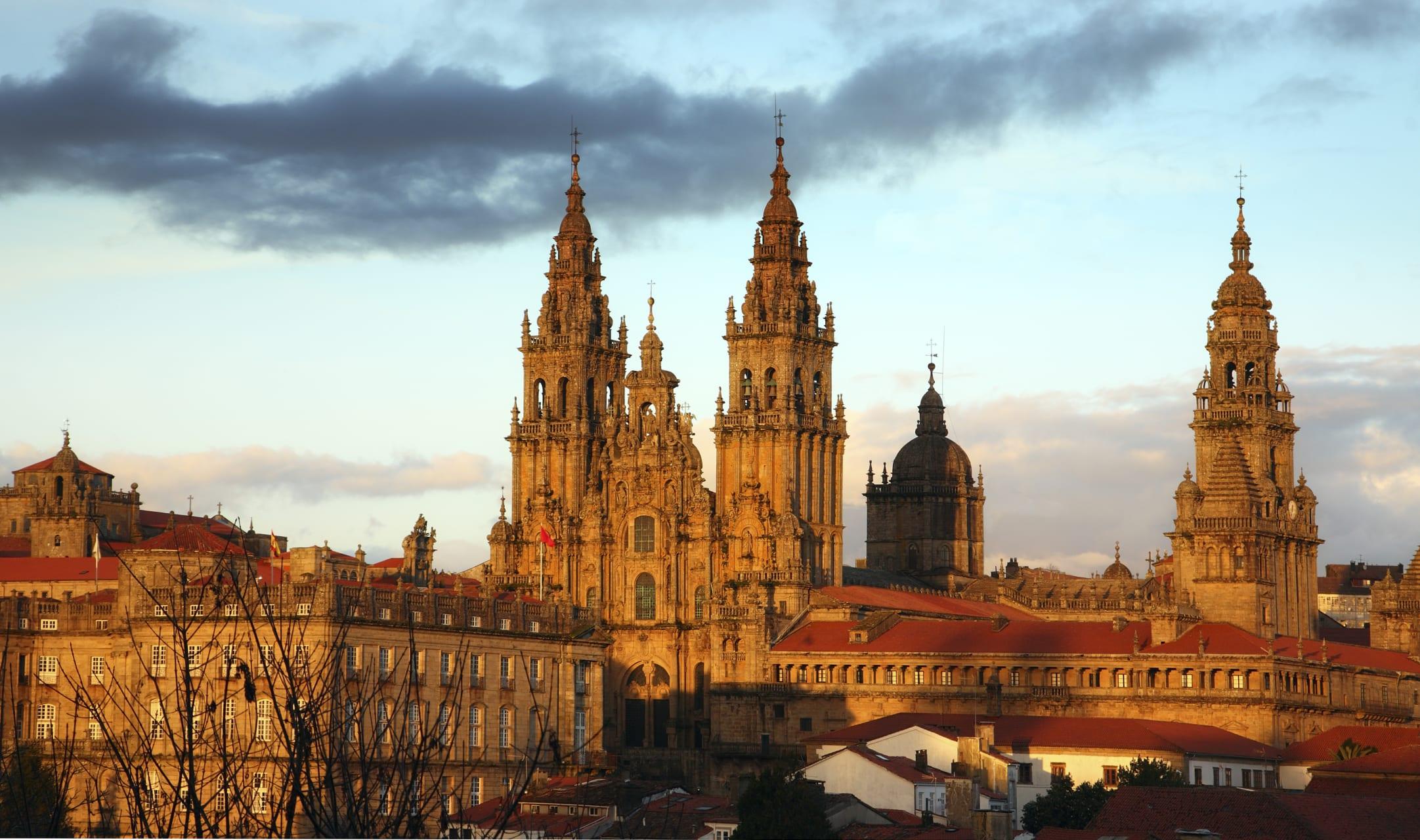 Santiago de Compostela cover image