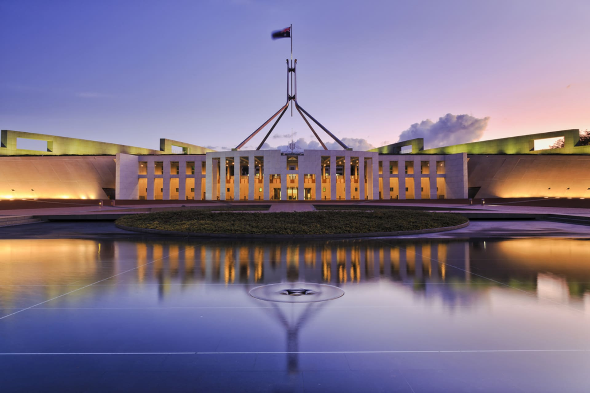 Canberra cover image