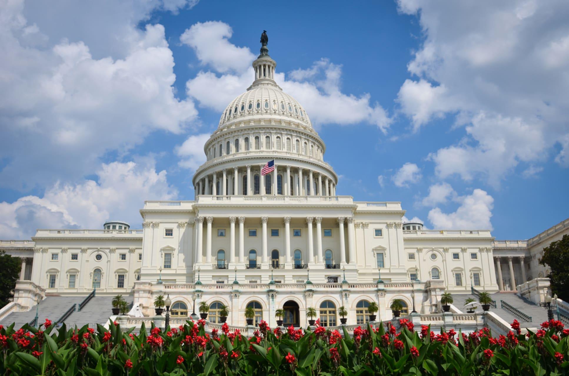 Washington D.C. cover image