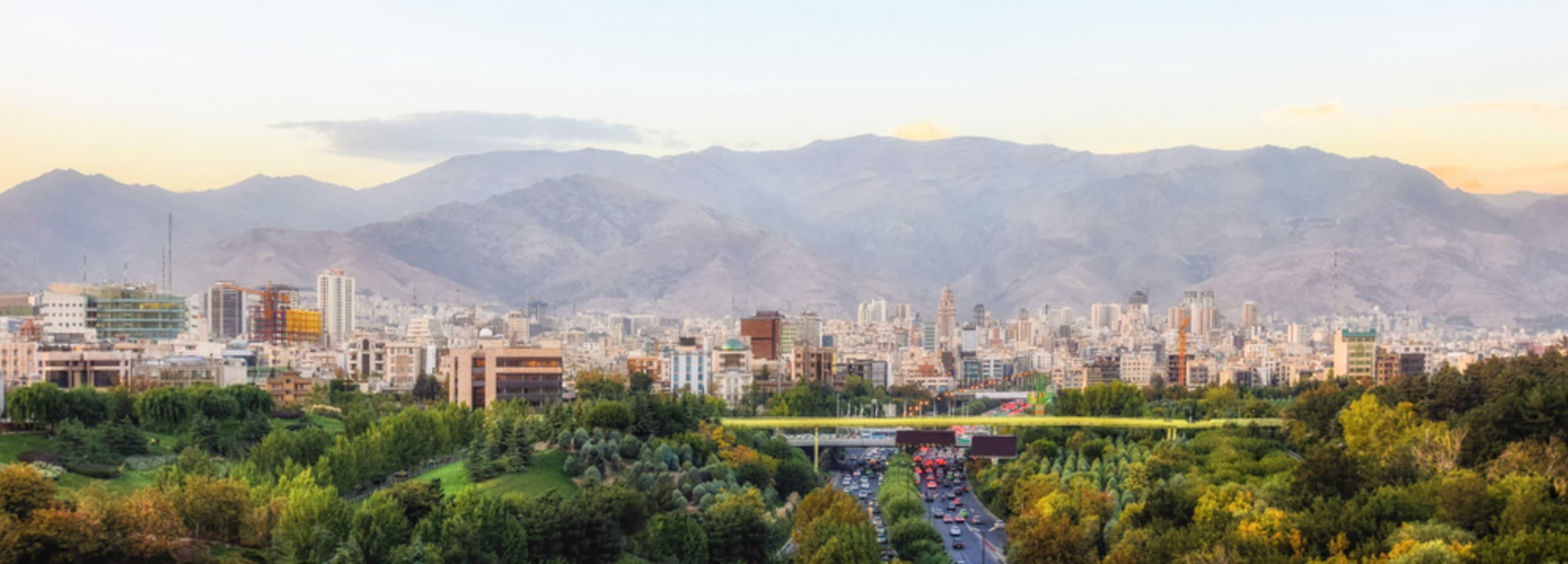 Tehran cover image