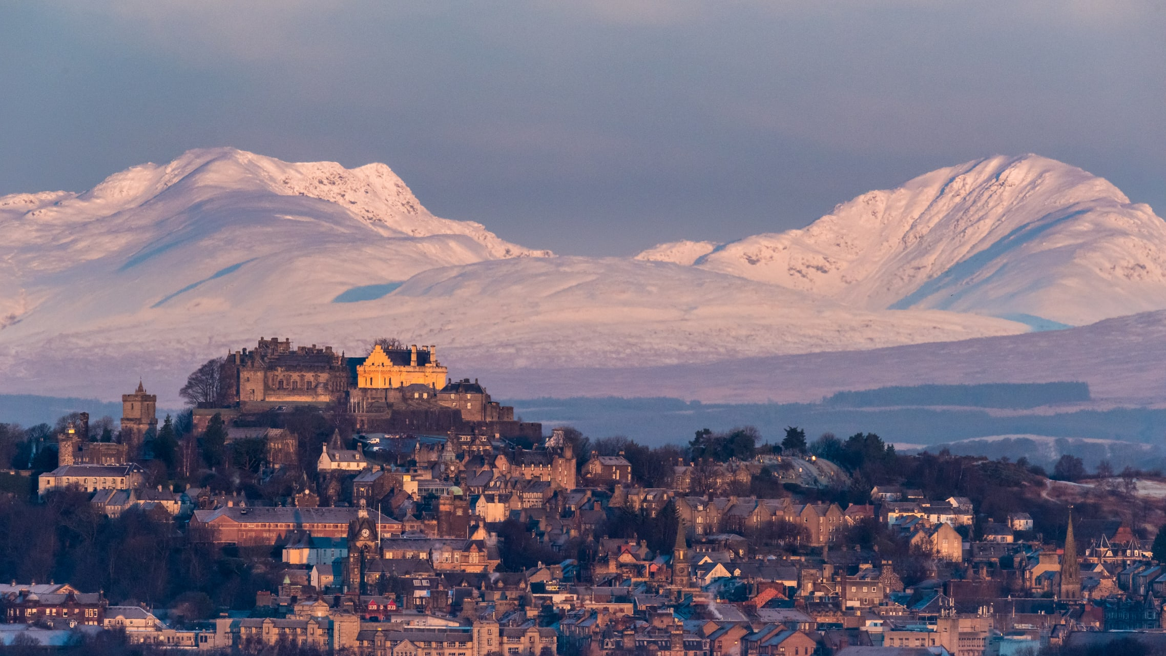 Central Scotland cover image