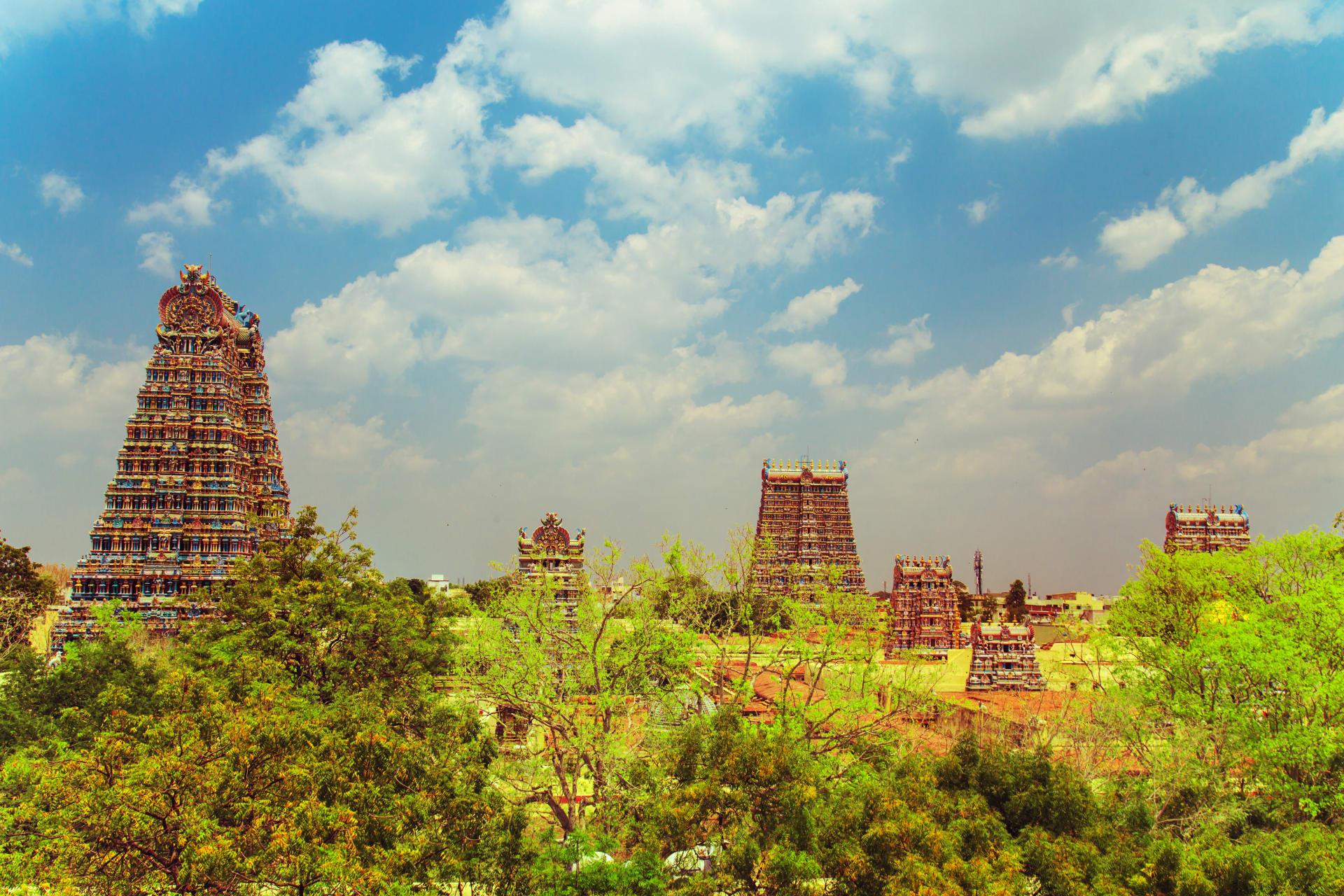 Madurai cover image