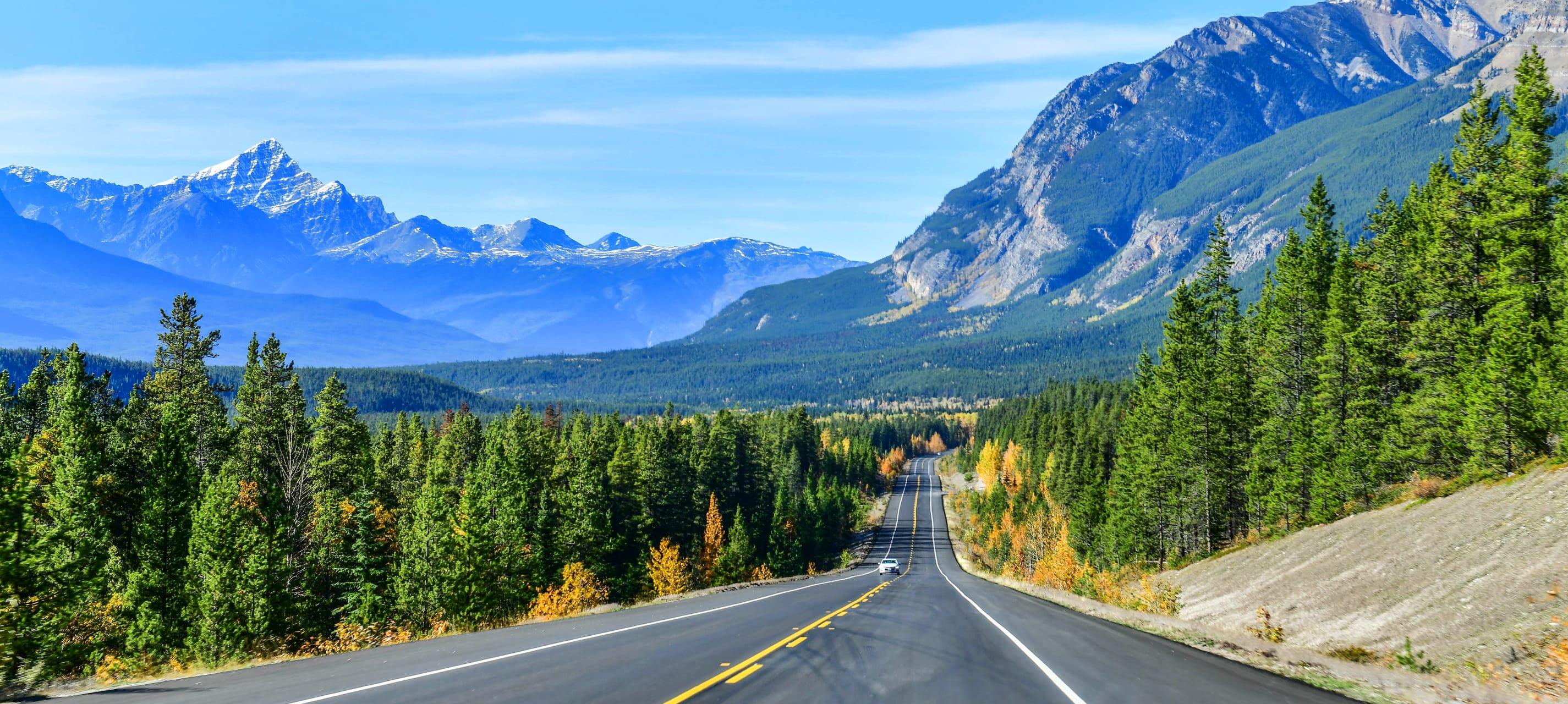 Central Canada Road-Trip