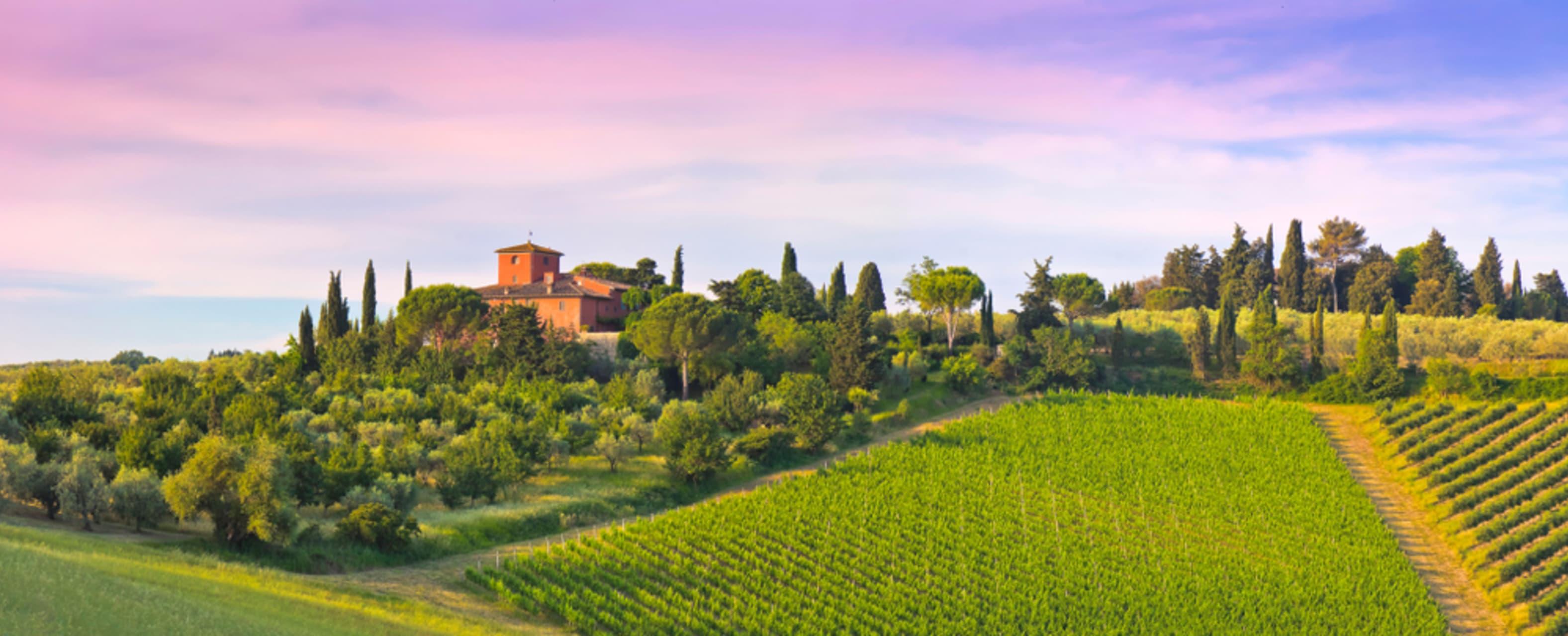 Tuscany cover image