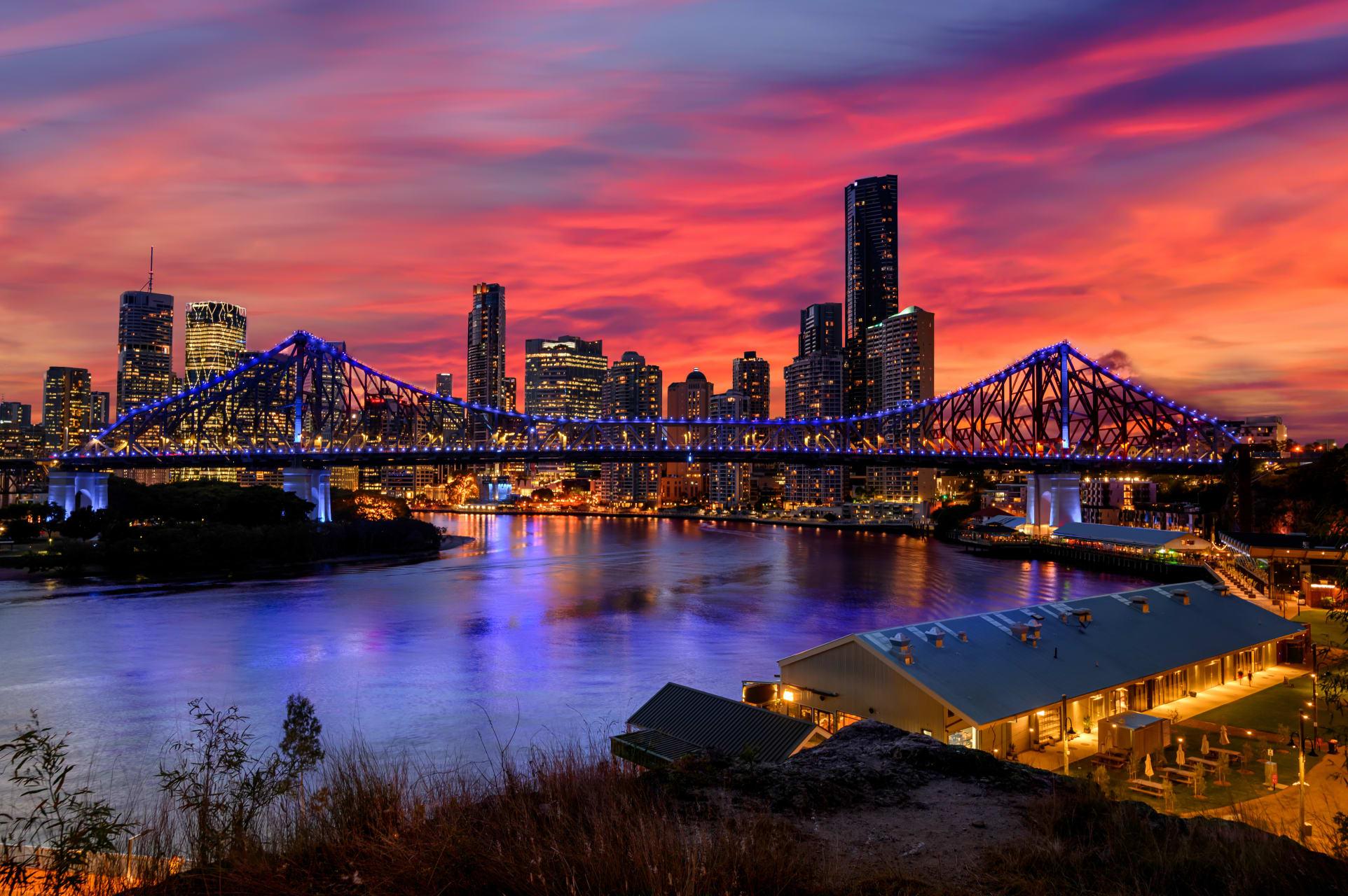 Brisbane cover image