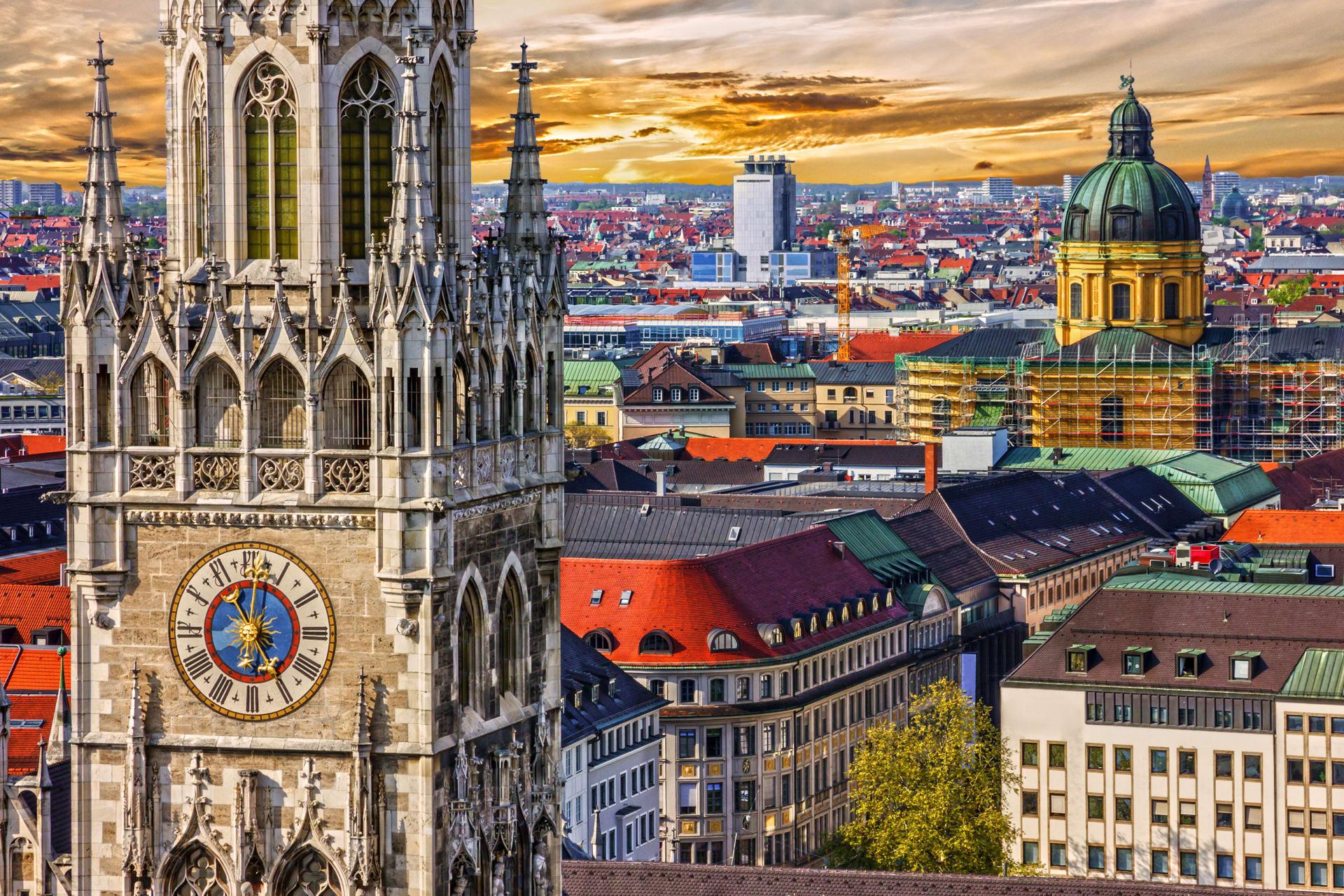 Munich cover image