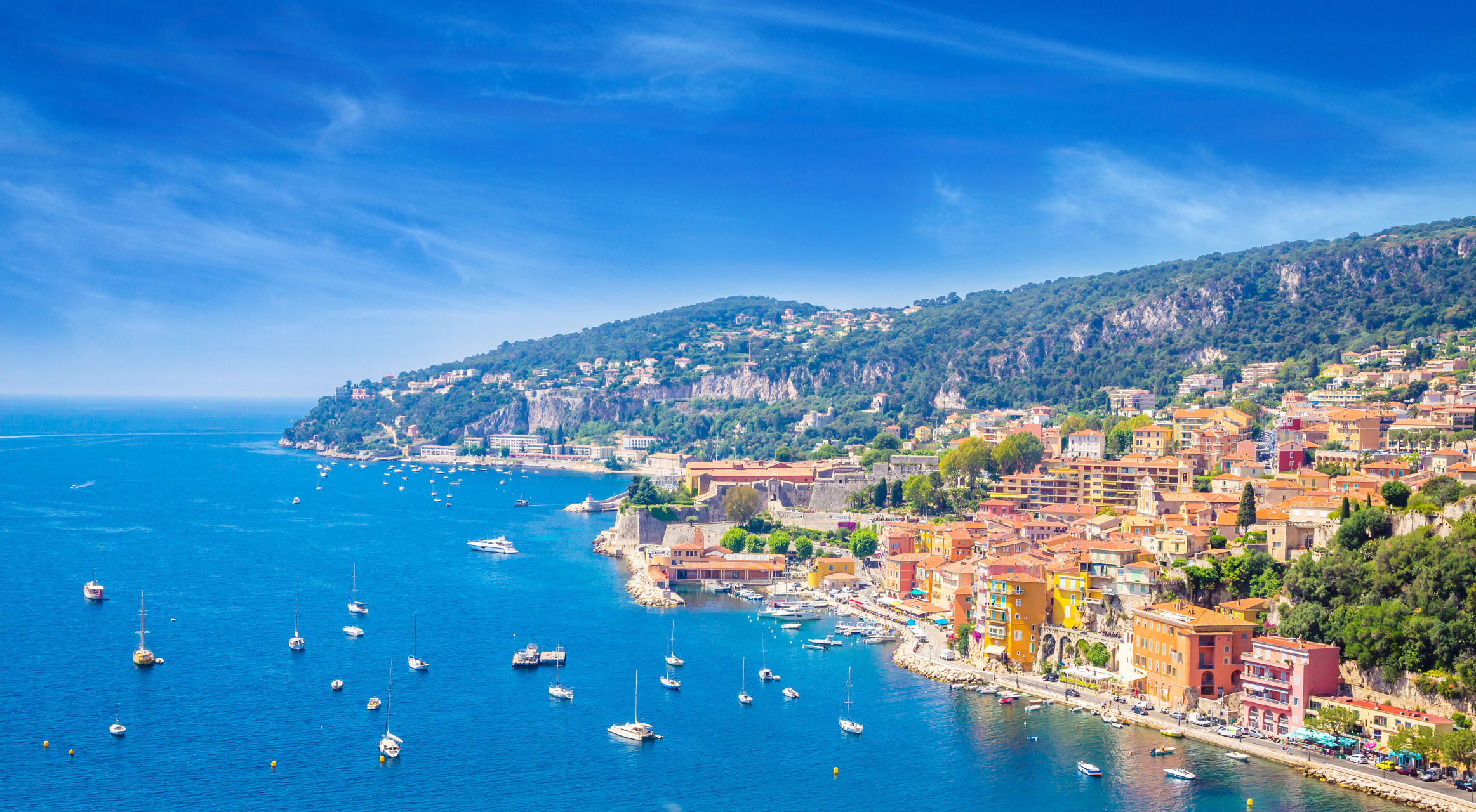 French Riviera cover image