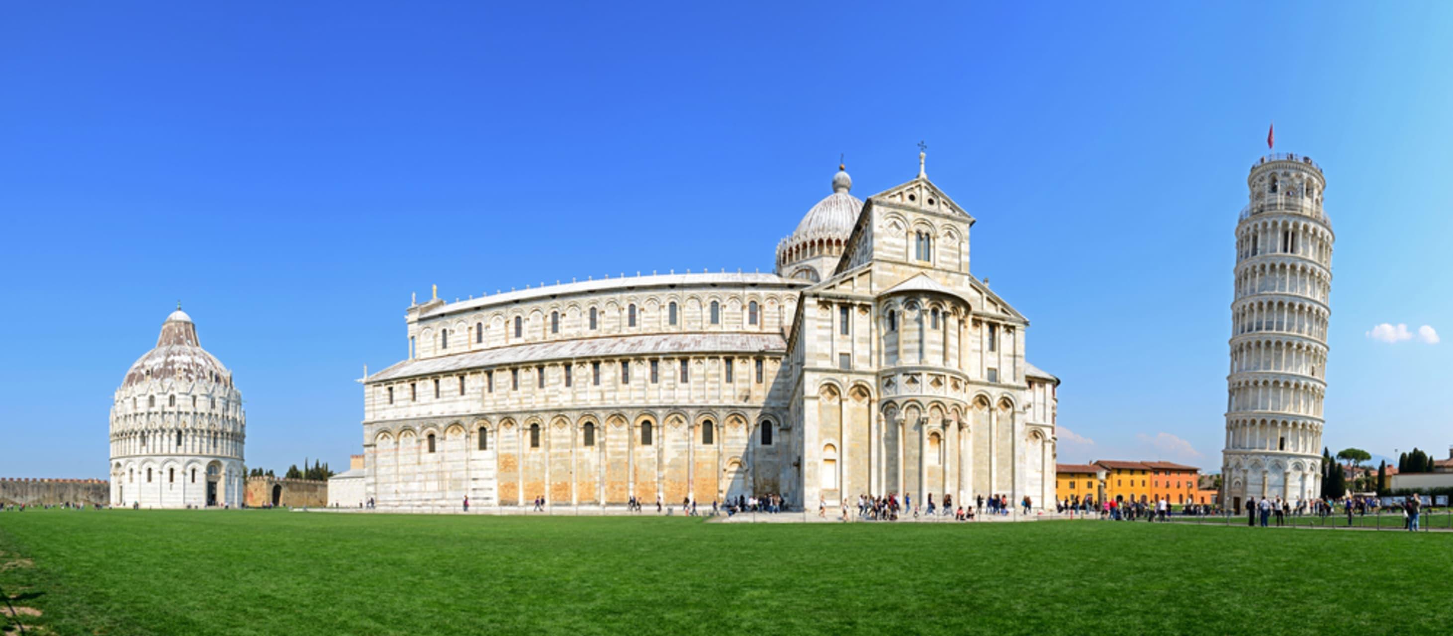 Pisa cover image