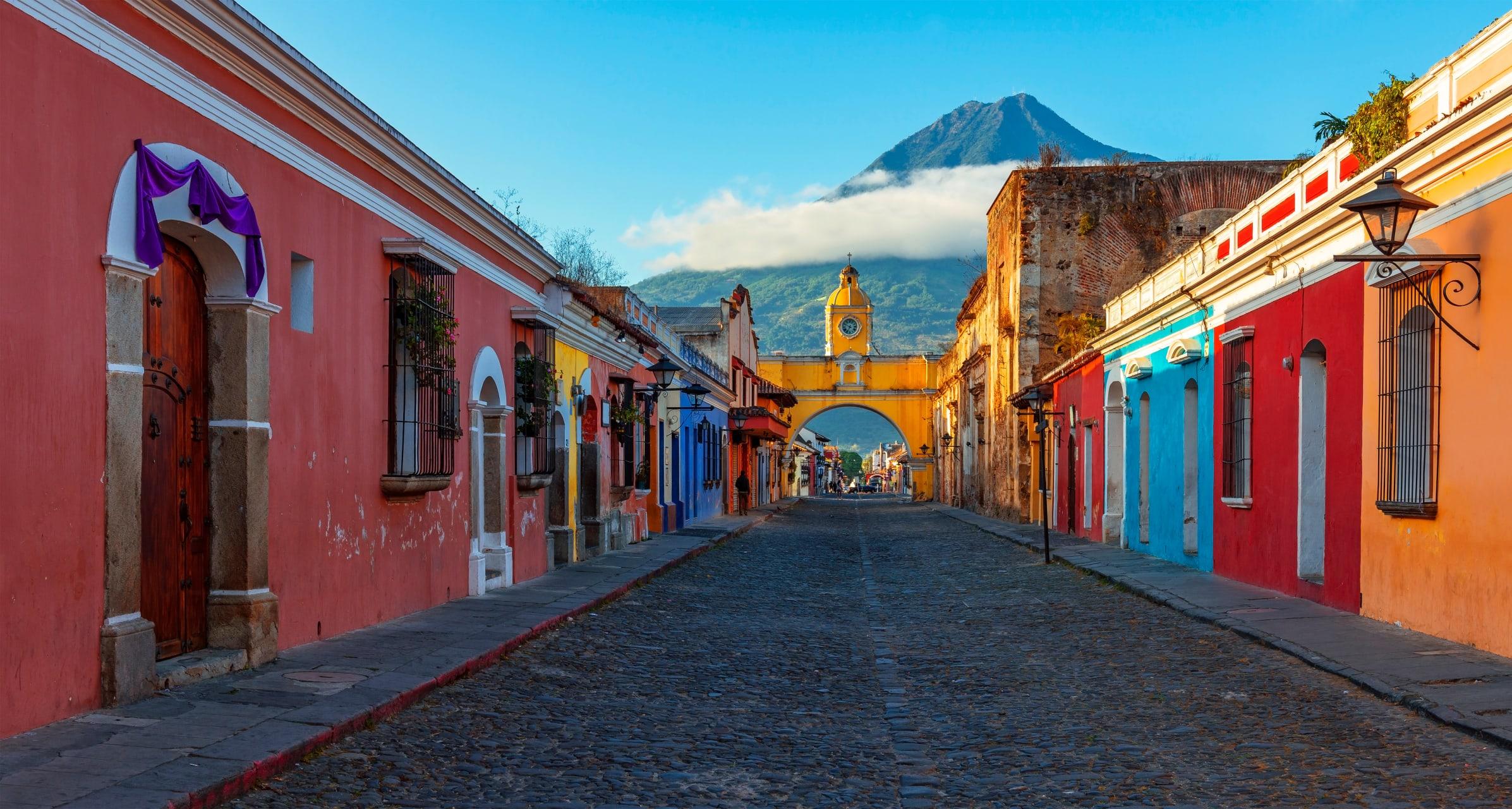 Antigua cover image