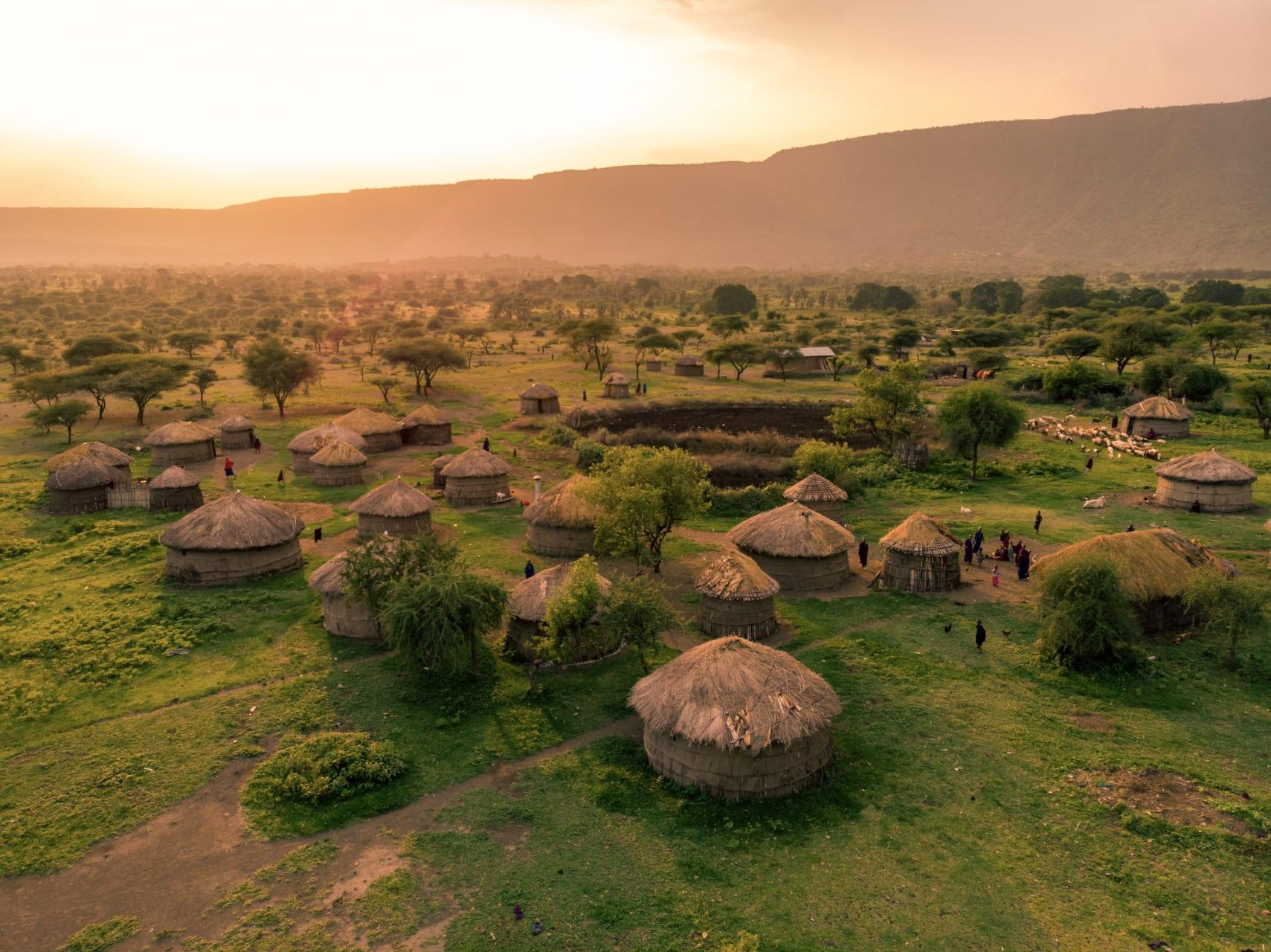 Maasai Villages