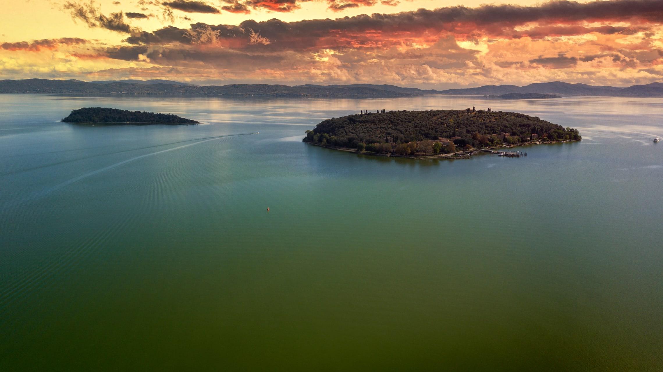 Lake Trasimeno cover image