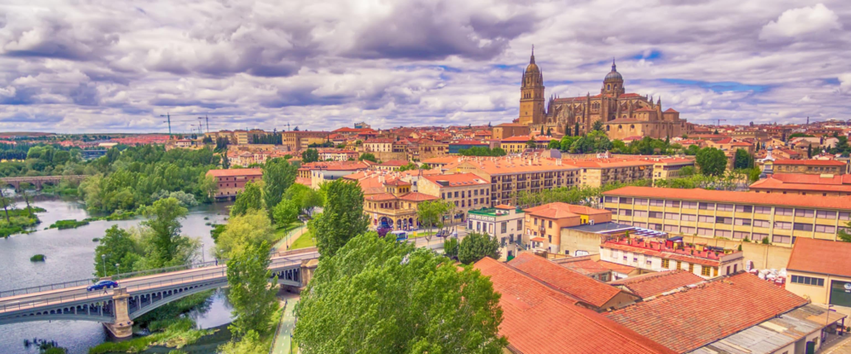 Salamanca cover image