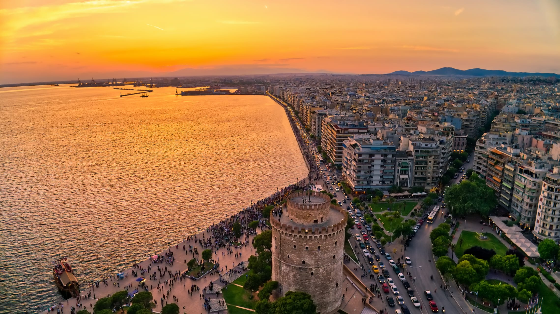 Thessaloniki cover image