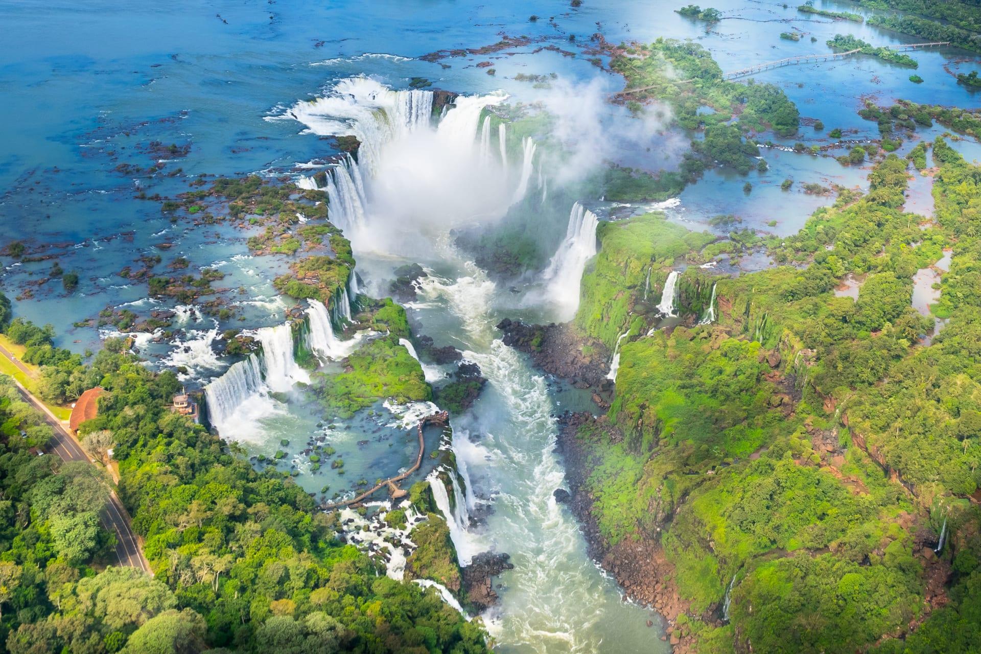 Iguazu Falls cover image