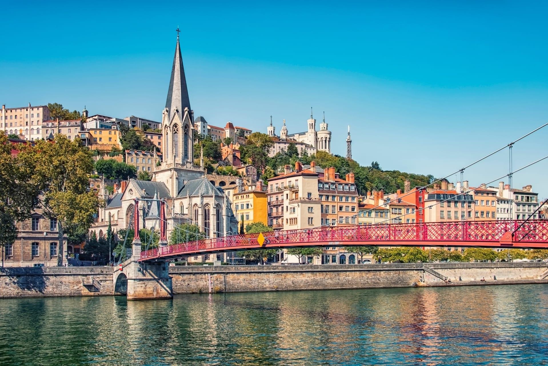 Lyon cover image