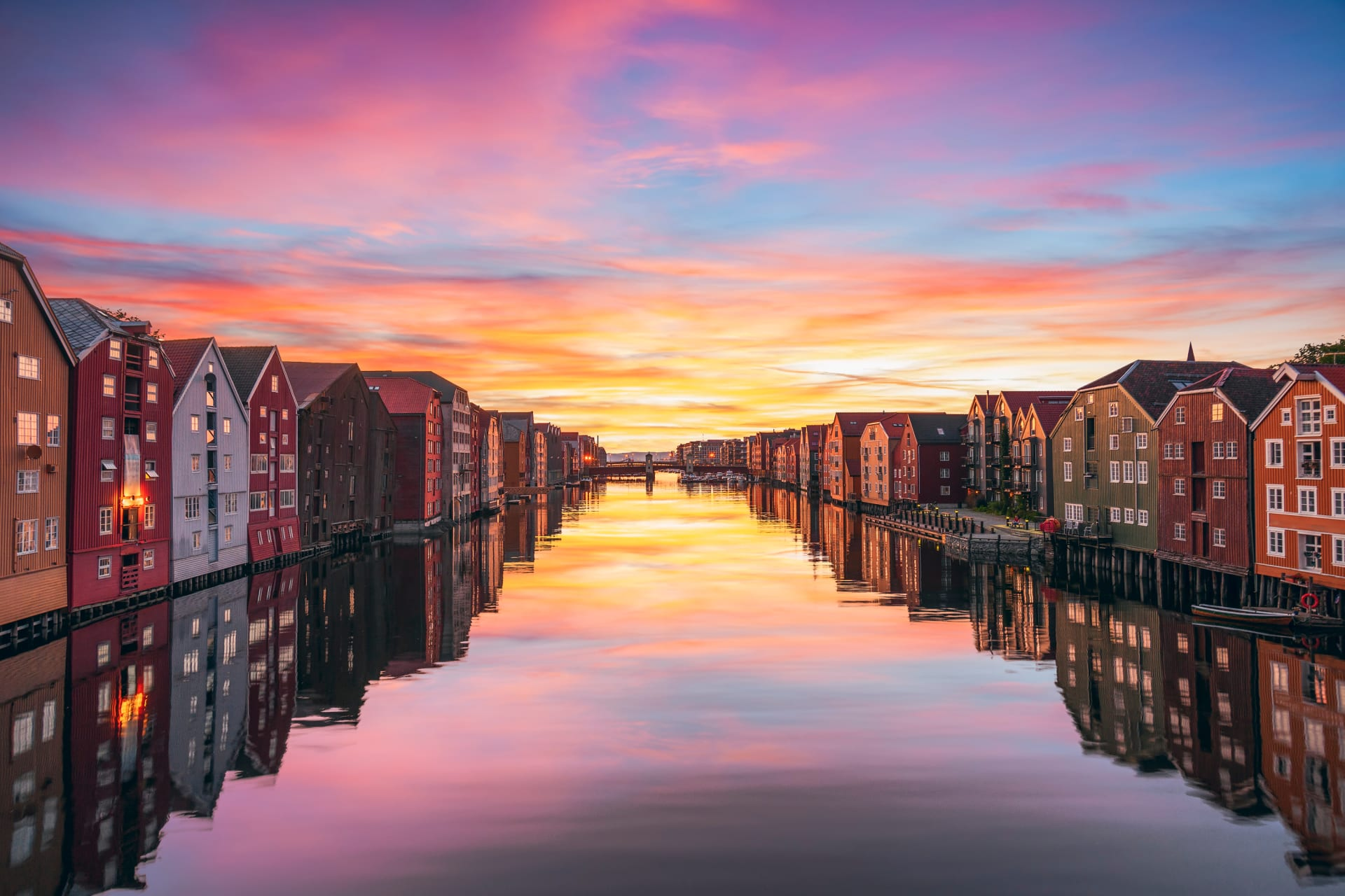 Trondheim cover image