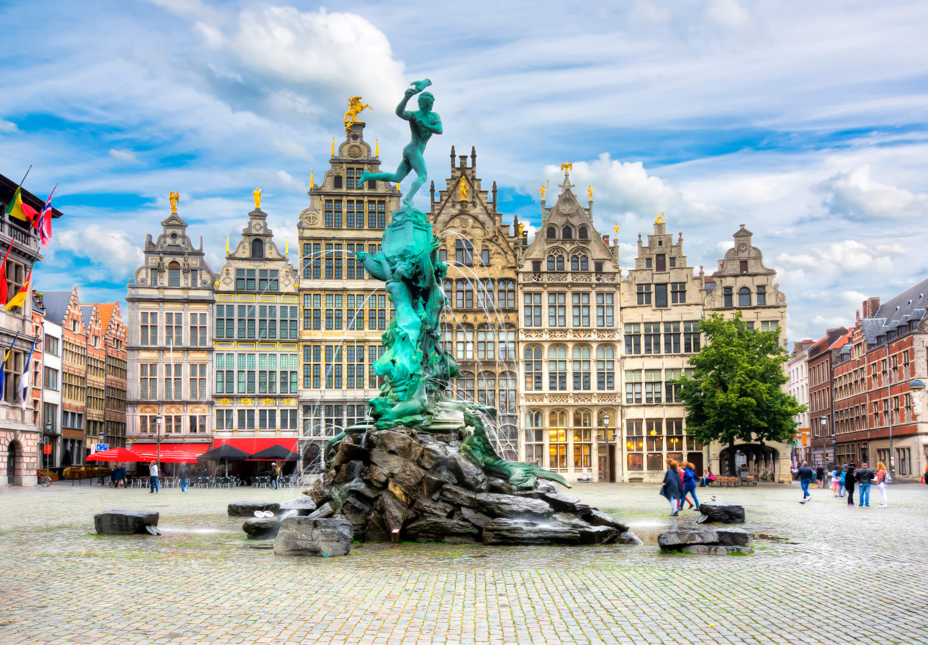 Antwerp cover image