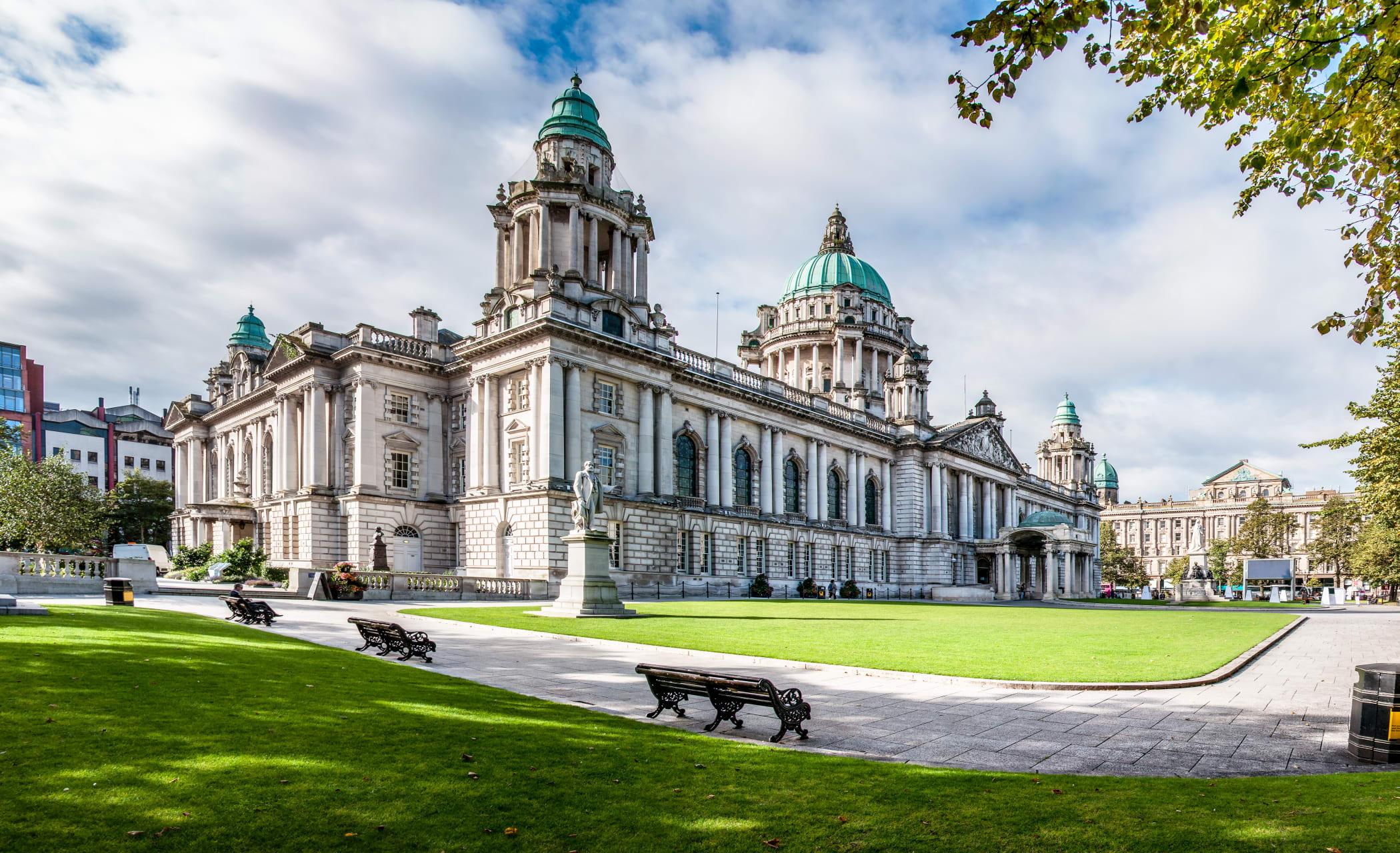 Belfast cover image