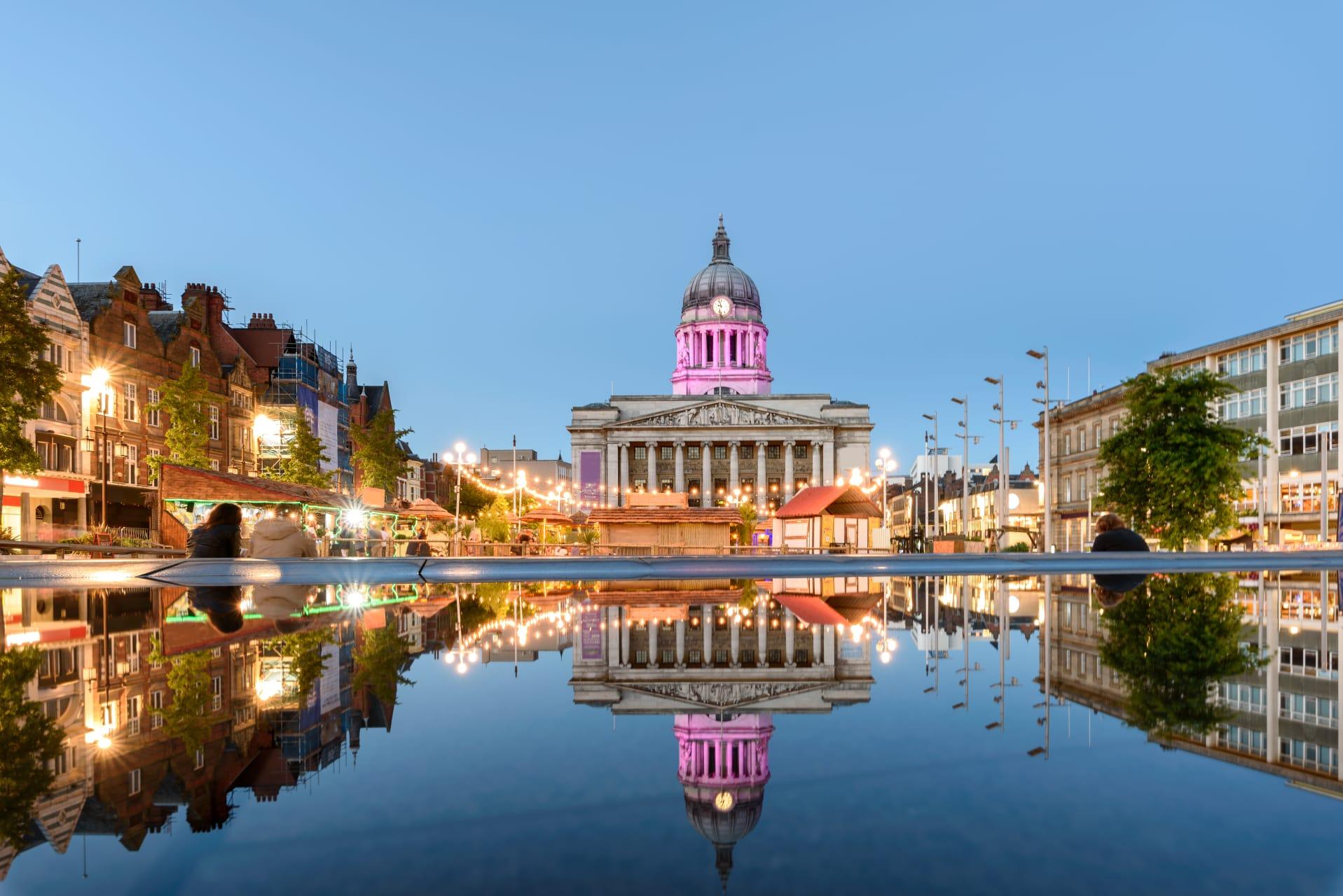 Nottingham cover image
