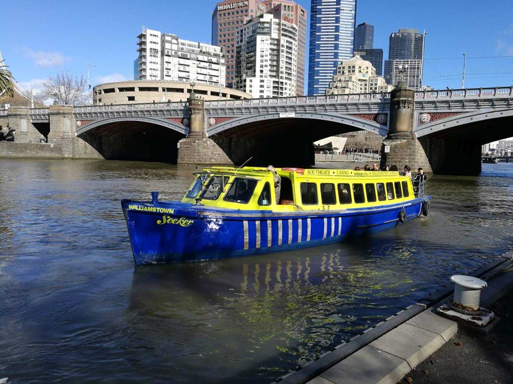 Melbourne - Williamstown Ferry