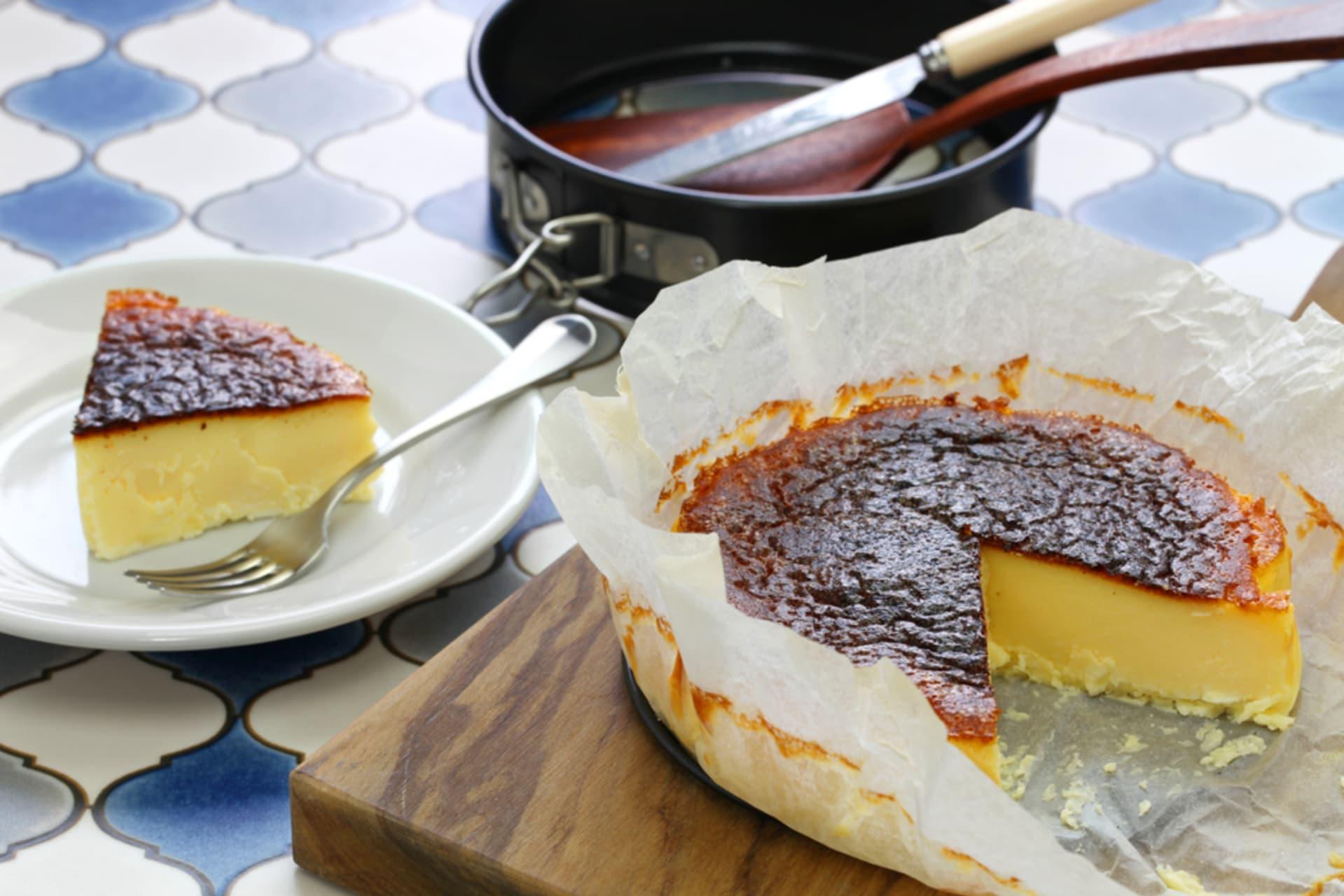 Pamplona - Cooking Class- Basque Burnt Cheesecake