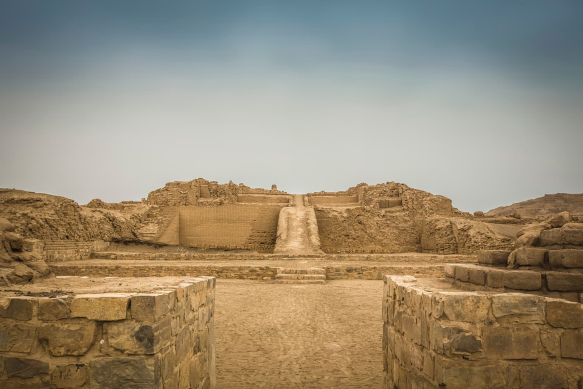 Lima - Pachacamac: A Pre-Hispanic Oracle on the Pacific Coast