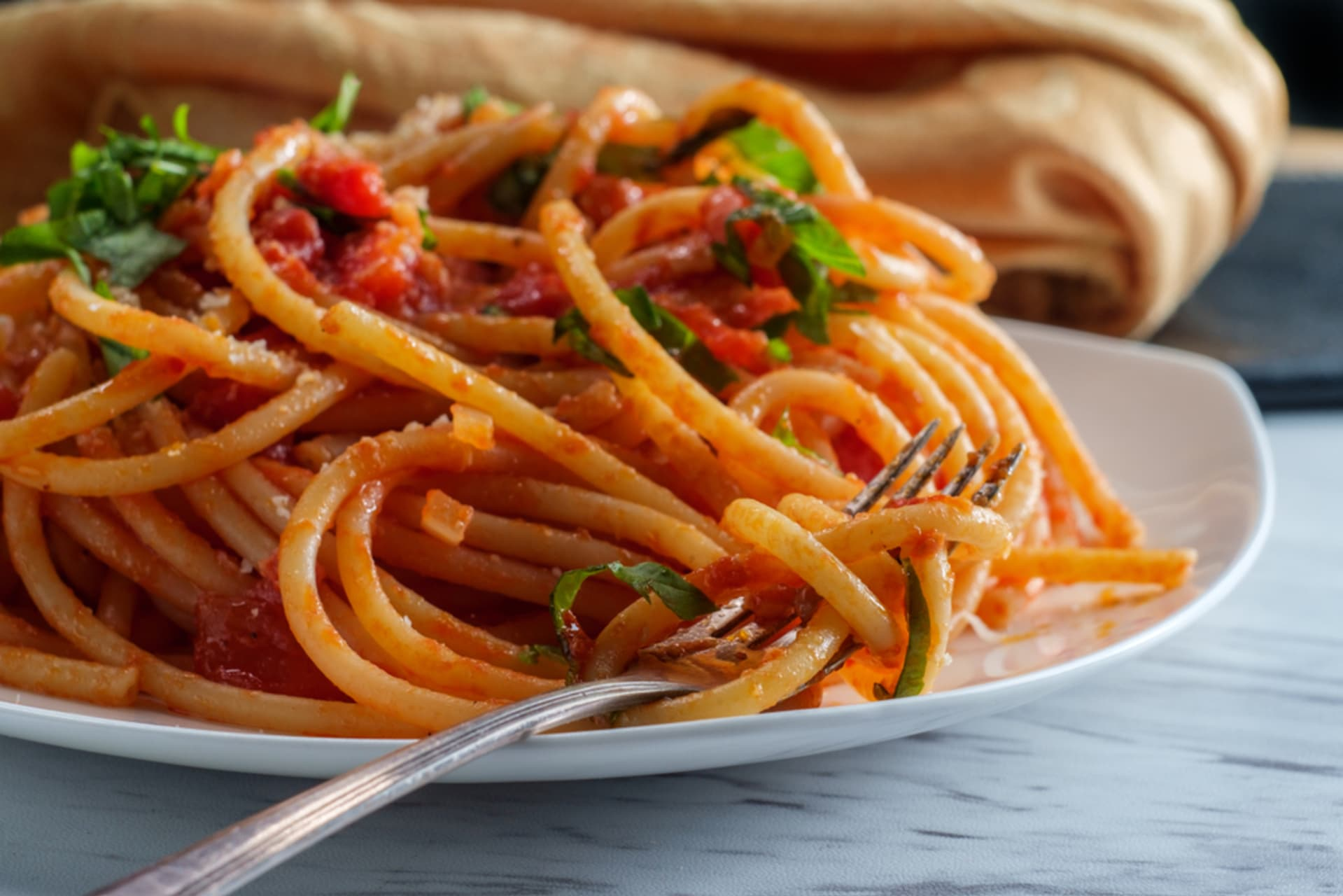 Rome - Amatriciana & Gricia sauces: the sisters of Carbonara