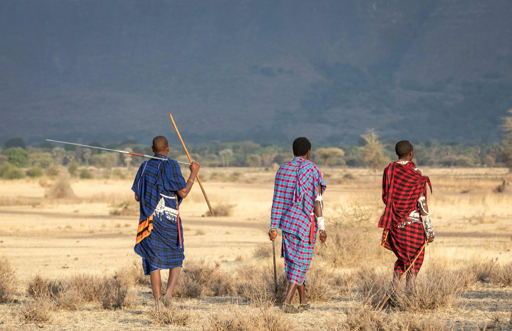 Maasai Villages - Maasai Tribe