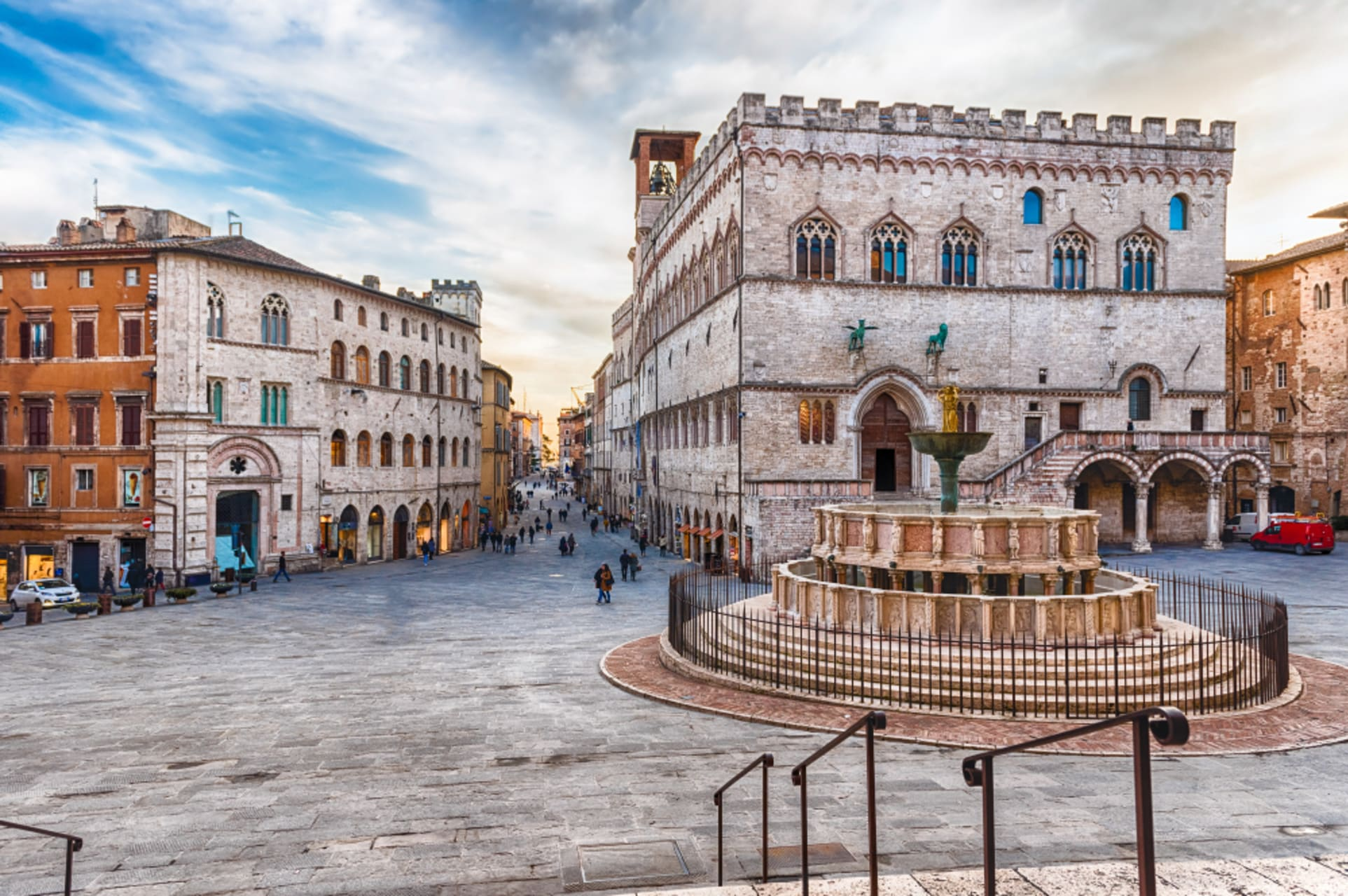 Perugia - Ontdek Perugia in het Nederlands (PRACTICE DUTCH/FLEMISH)
