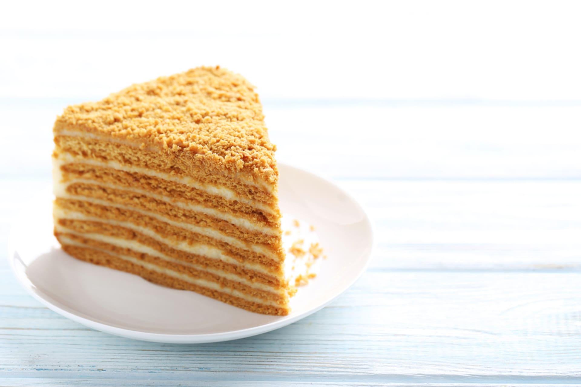 Kerala - Honey Cake