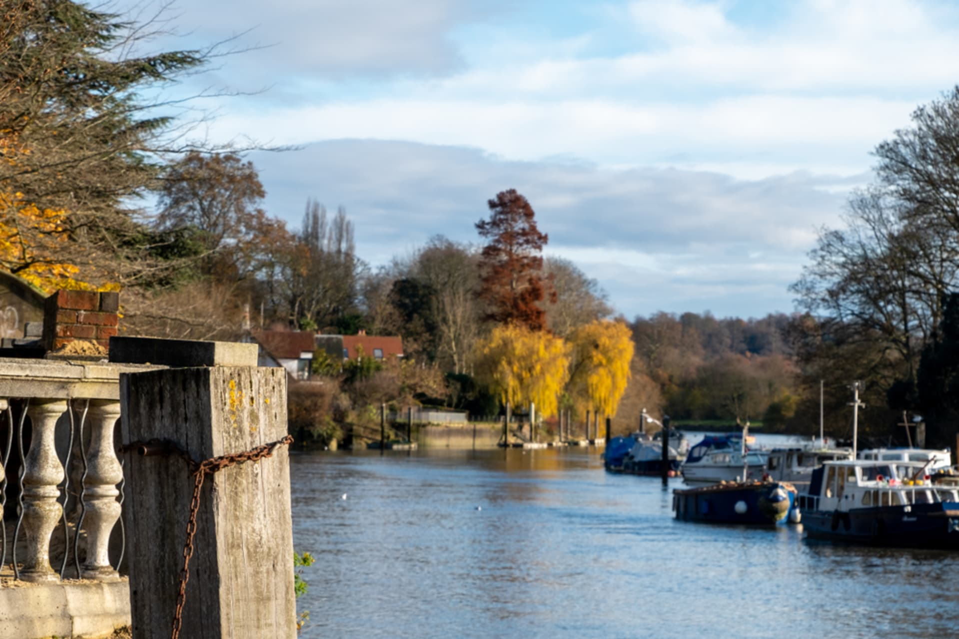 London - Take a Boat to Eel Pie Island - Home of the British Blues