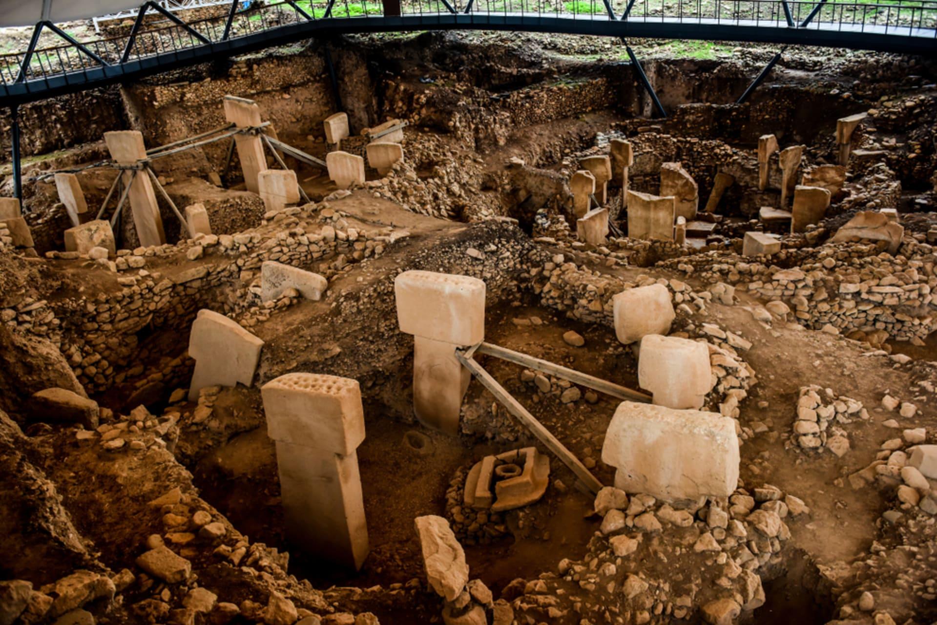 Urfa - Gobeklitepe - The Oldest Temple of the World
