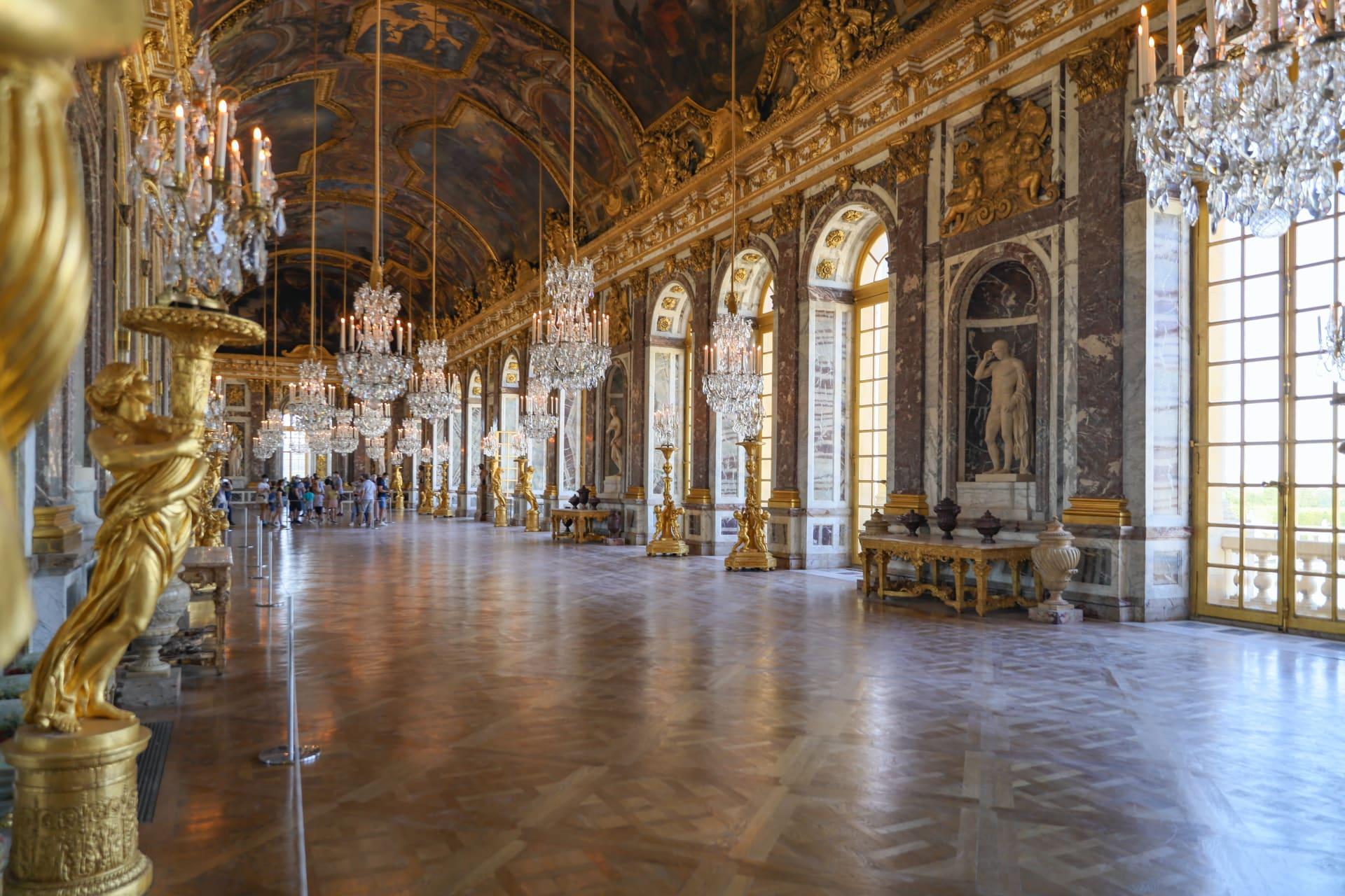 Paris - The Versailles Palace