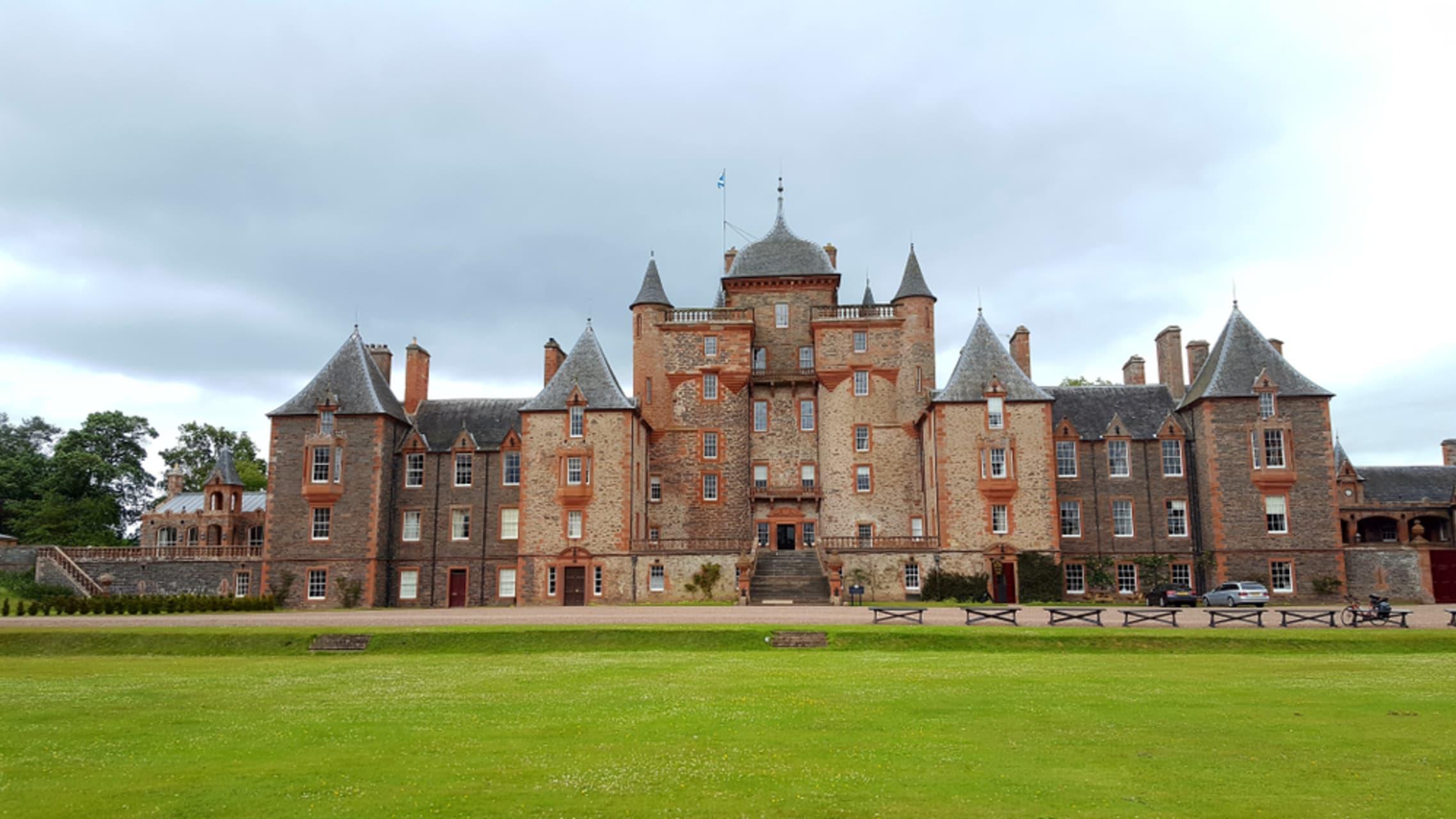 Central Scotland - Thirlestane Castle: One of Scotland's Oldest Inhabited Castles